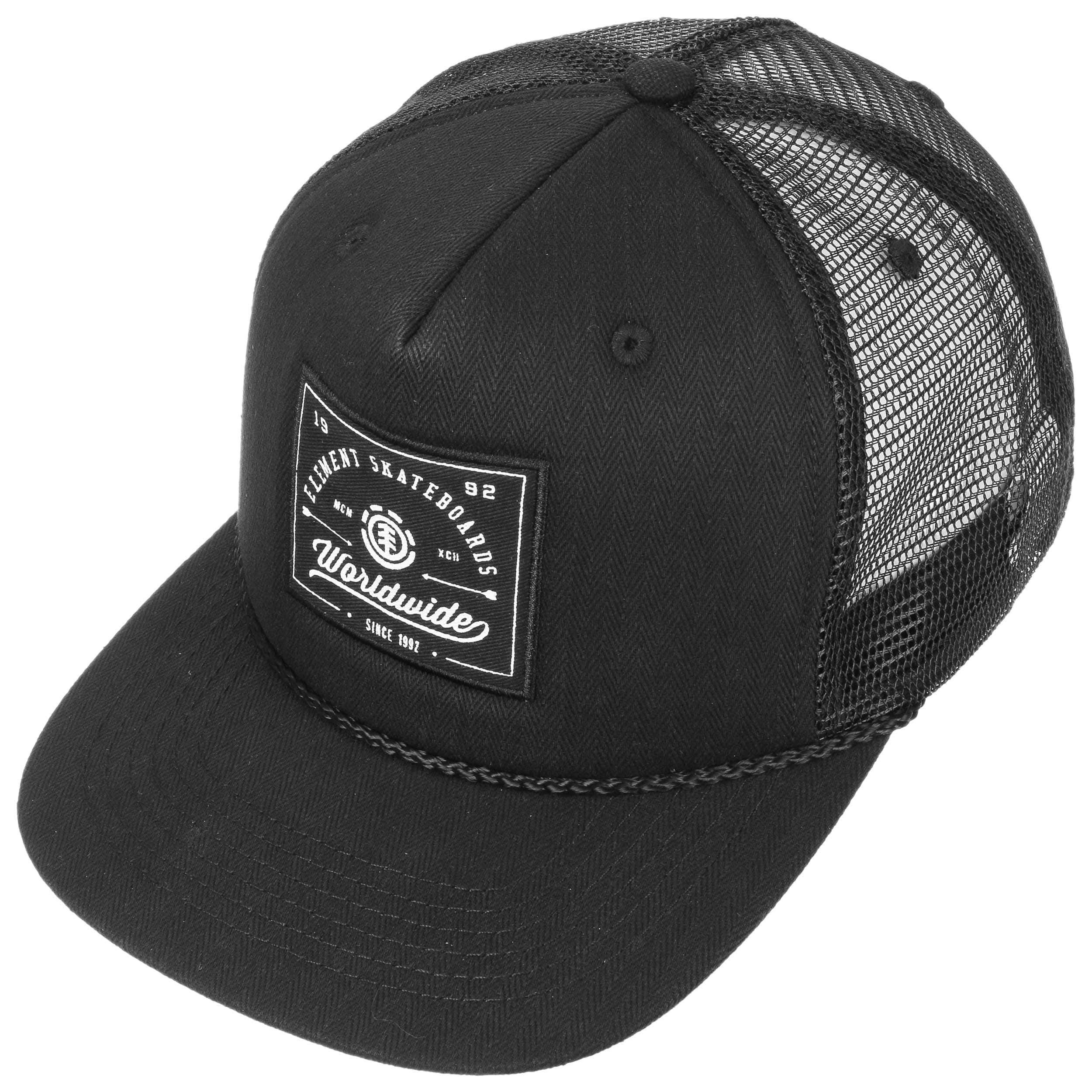 ... Trigger Trucker Cap by element - black 1 ... 9d3cb1d8a60