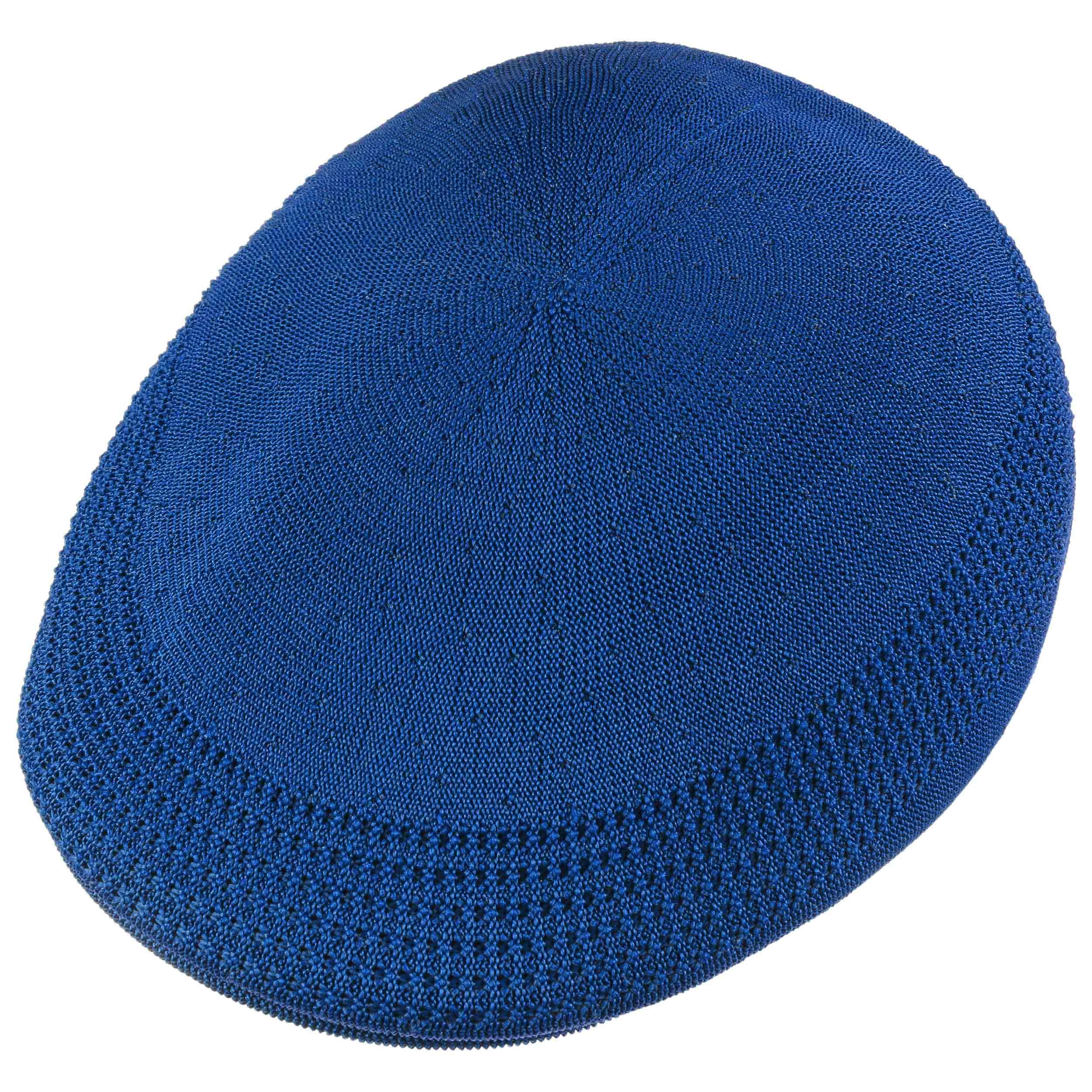 a3795b6fd1a78 ... Tropic 507 Ventair Flat Cap by Kangol - royal-blue 1 ...