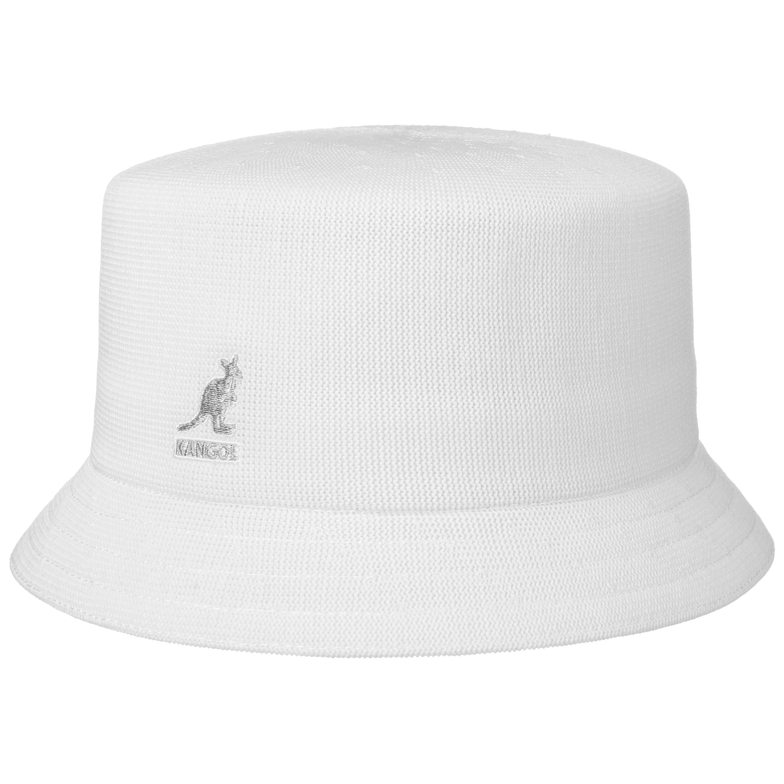 Mens Classic Kangol Tropic Bin Bucket Hat Color  Light Blue