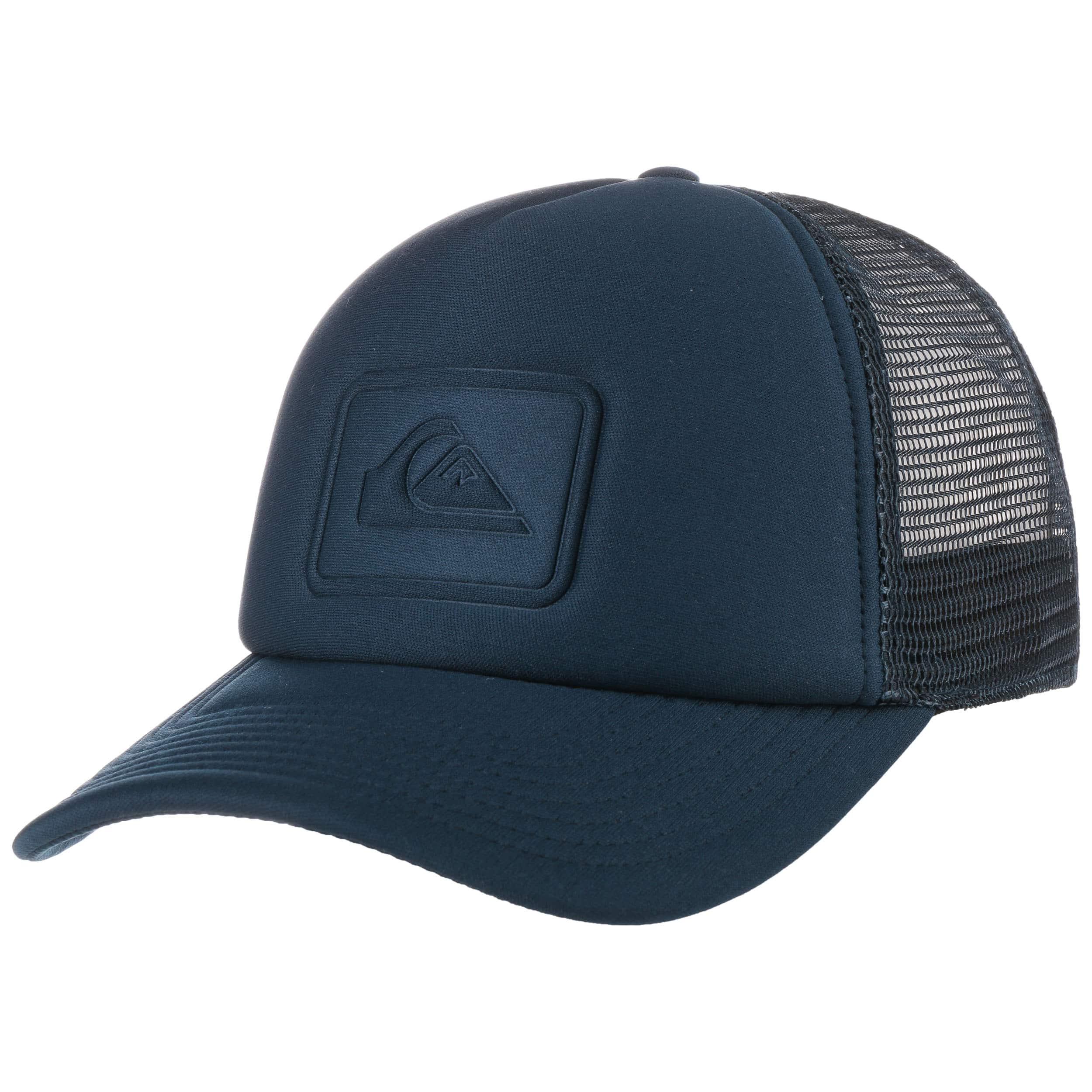 532a19f6 ... inexpensive trucker cap squashed banana youth by quiksilver navy 2  12f3d d5364