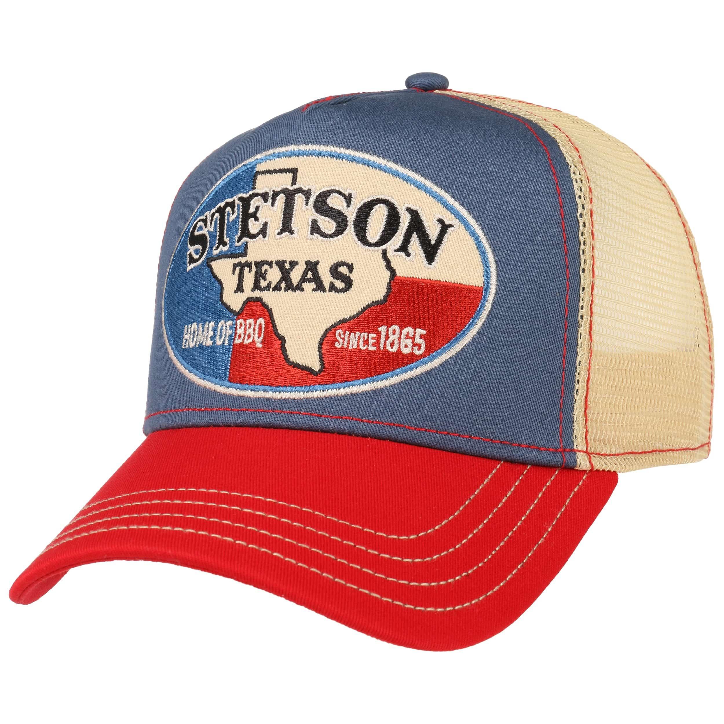 Trucker Cap Texas by Stetson - beige 1 968ff8aa766