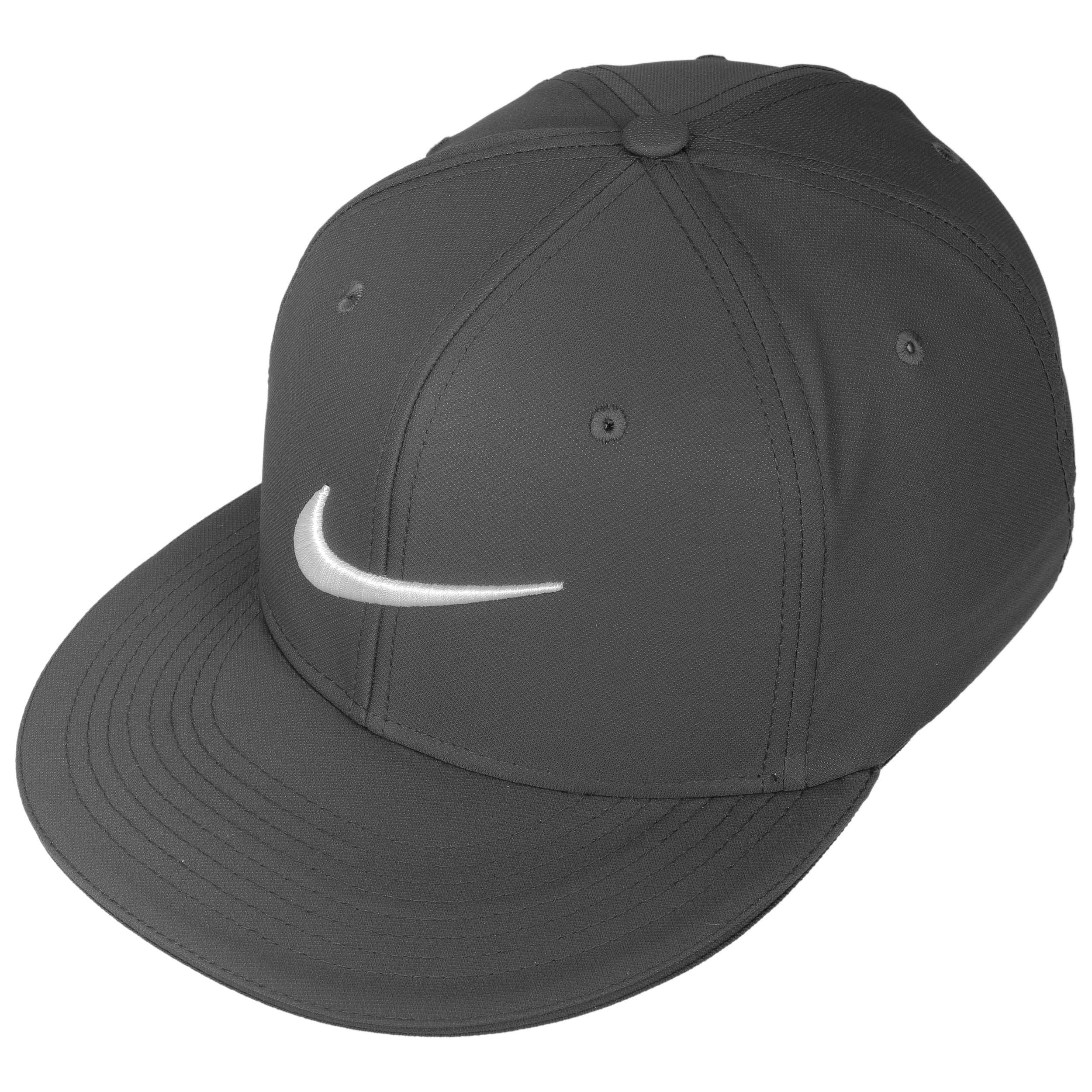 44385c73d8b1e True Statement Clima Uni Cap by Nike - dark grey 1 ...