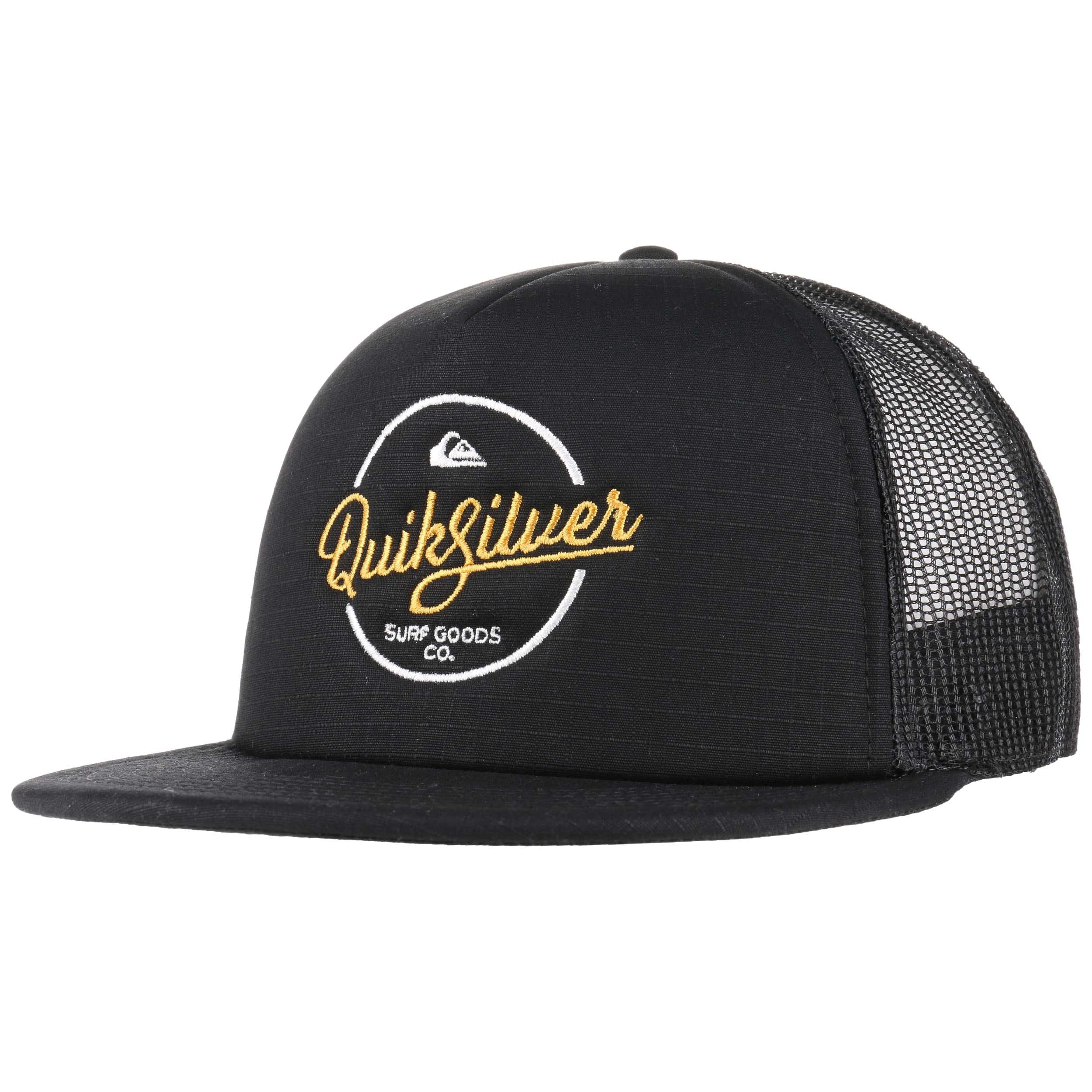 ... Turnstyles Trucker Cap by Quiksilver - black 5 2b56b641ad3