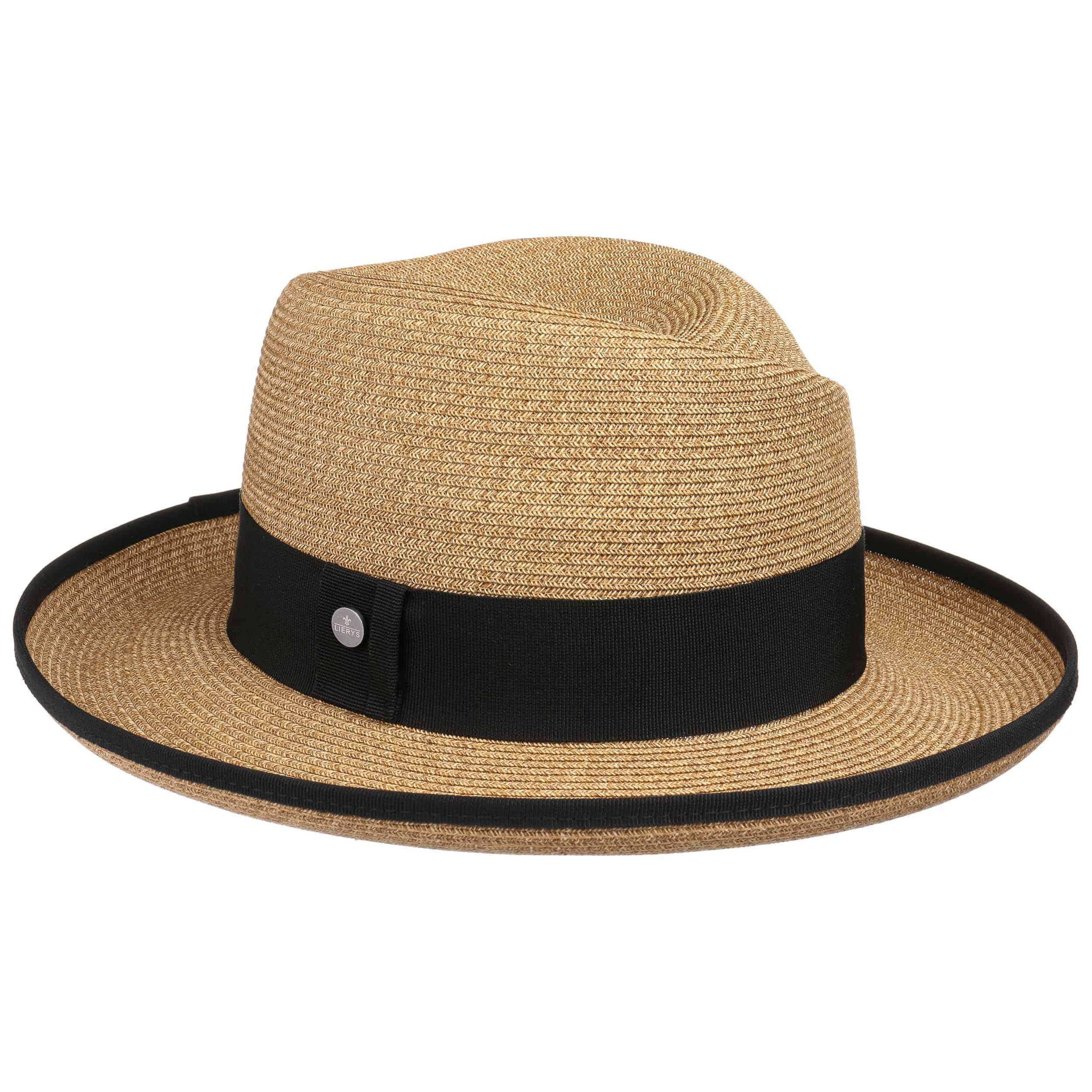 Twisted Crown Straw Hat by Lierys Sun hats Lierys 9IFkS