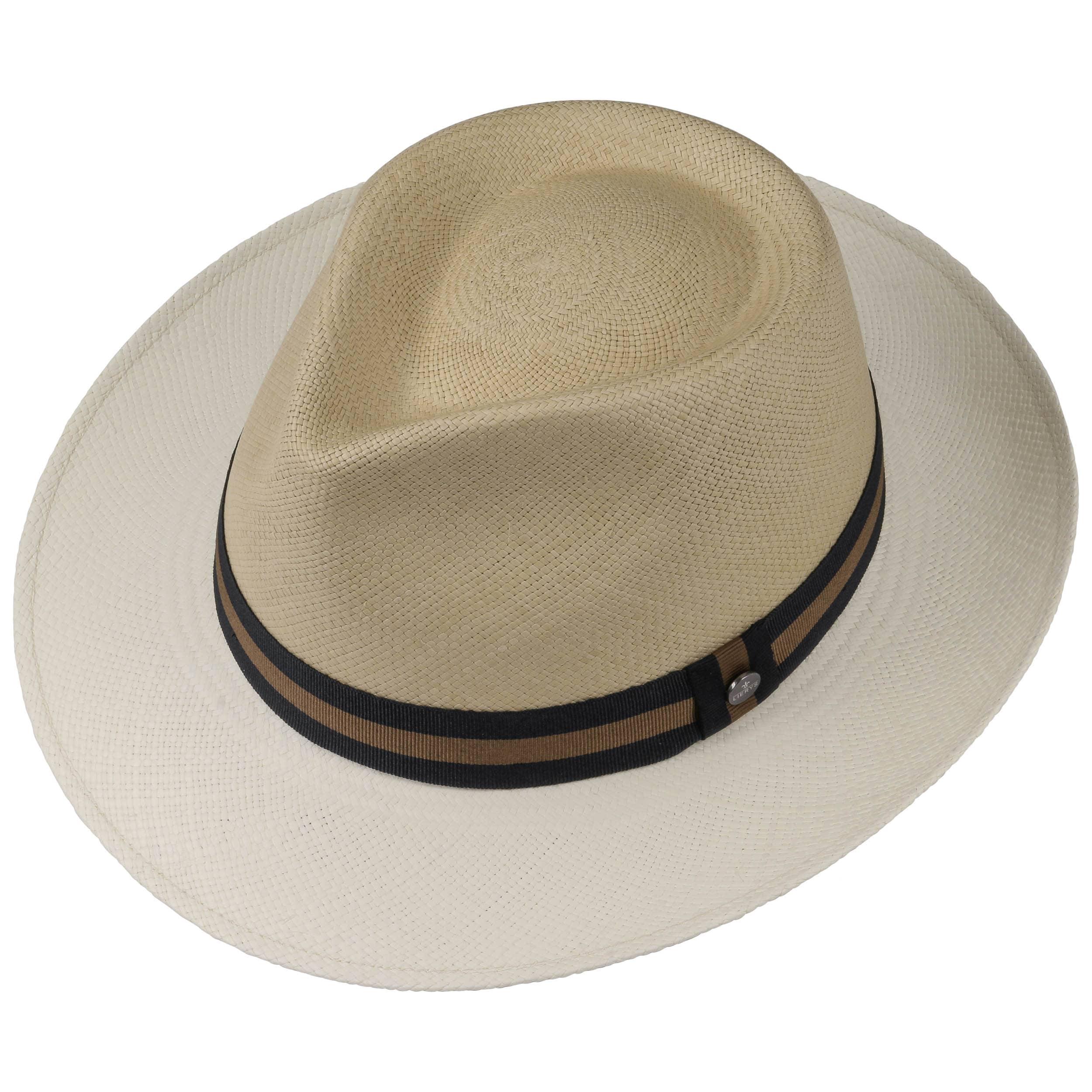 Gambler Panama Hat by Lierys Sun hats Lierys Geniue Stockist For Sale Cheap Big Sale kB6joH89e