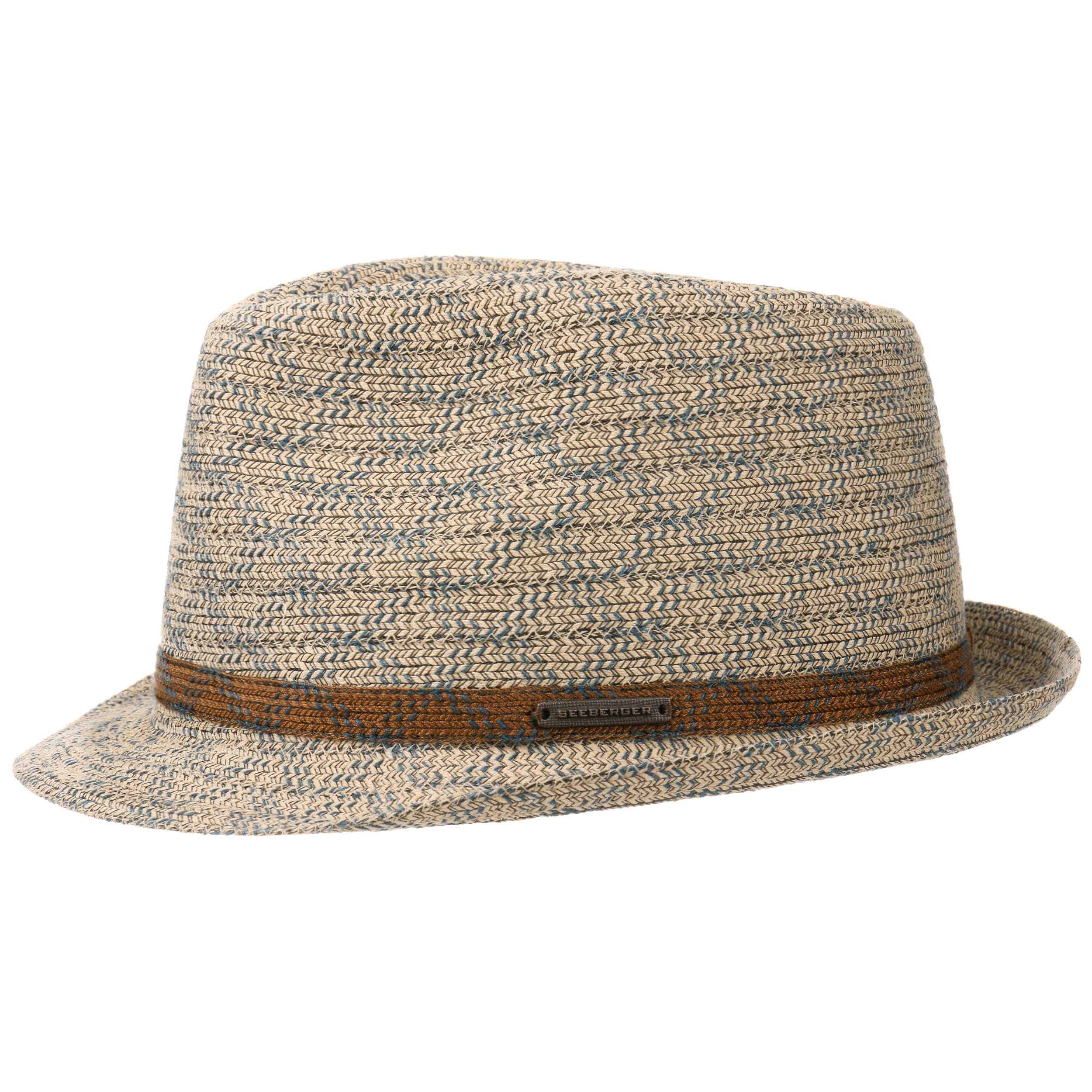 2abd3fc0 Twotone Trilby Hat by Seeberger, GBP 37,95 --> Hats, caps & beanies ...