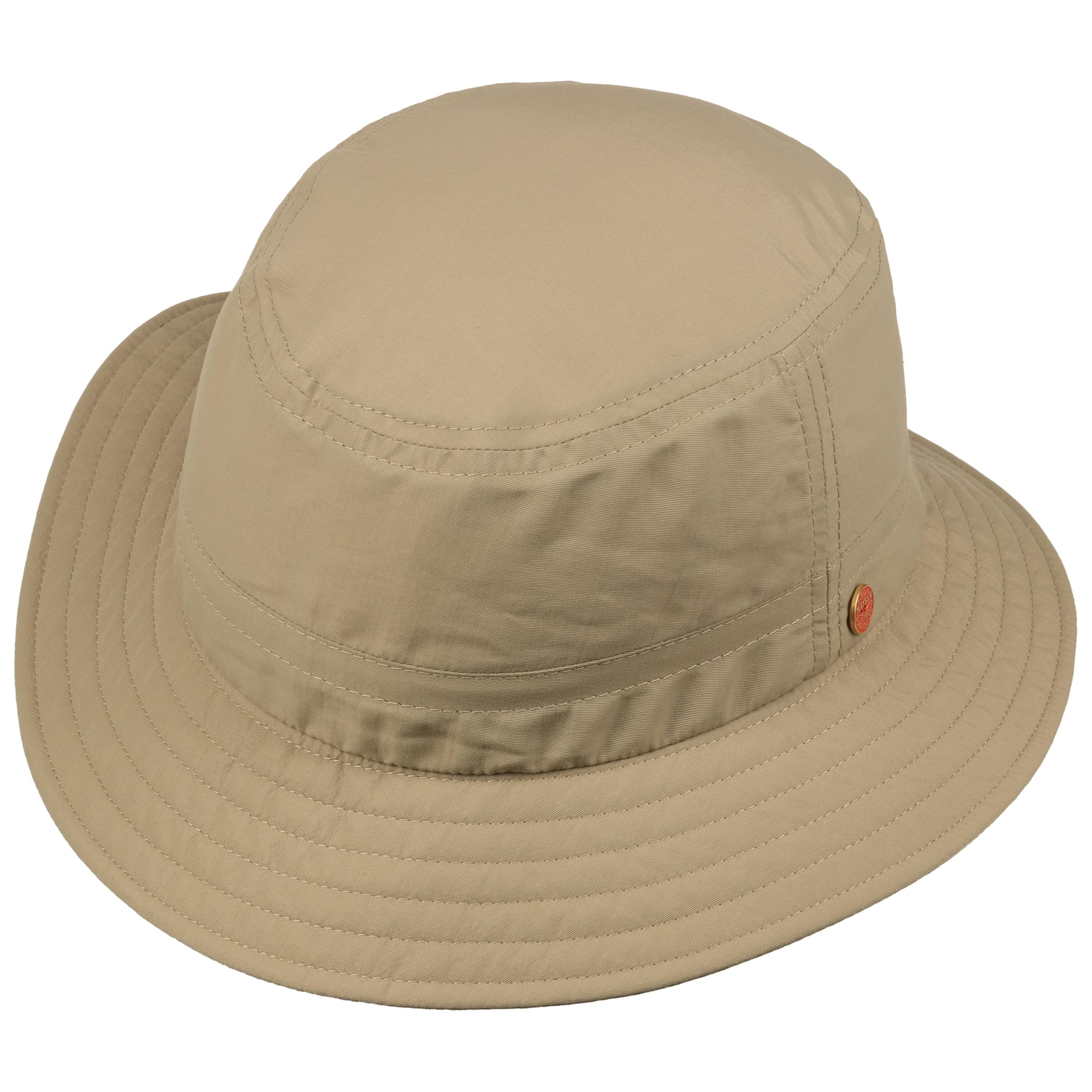 7c430f1ab3ee ... UV Protection Sun Hat by Mayser - dark beige 1 ...
