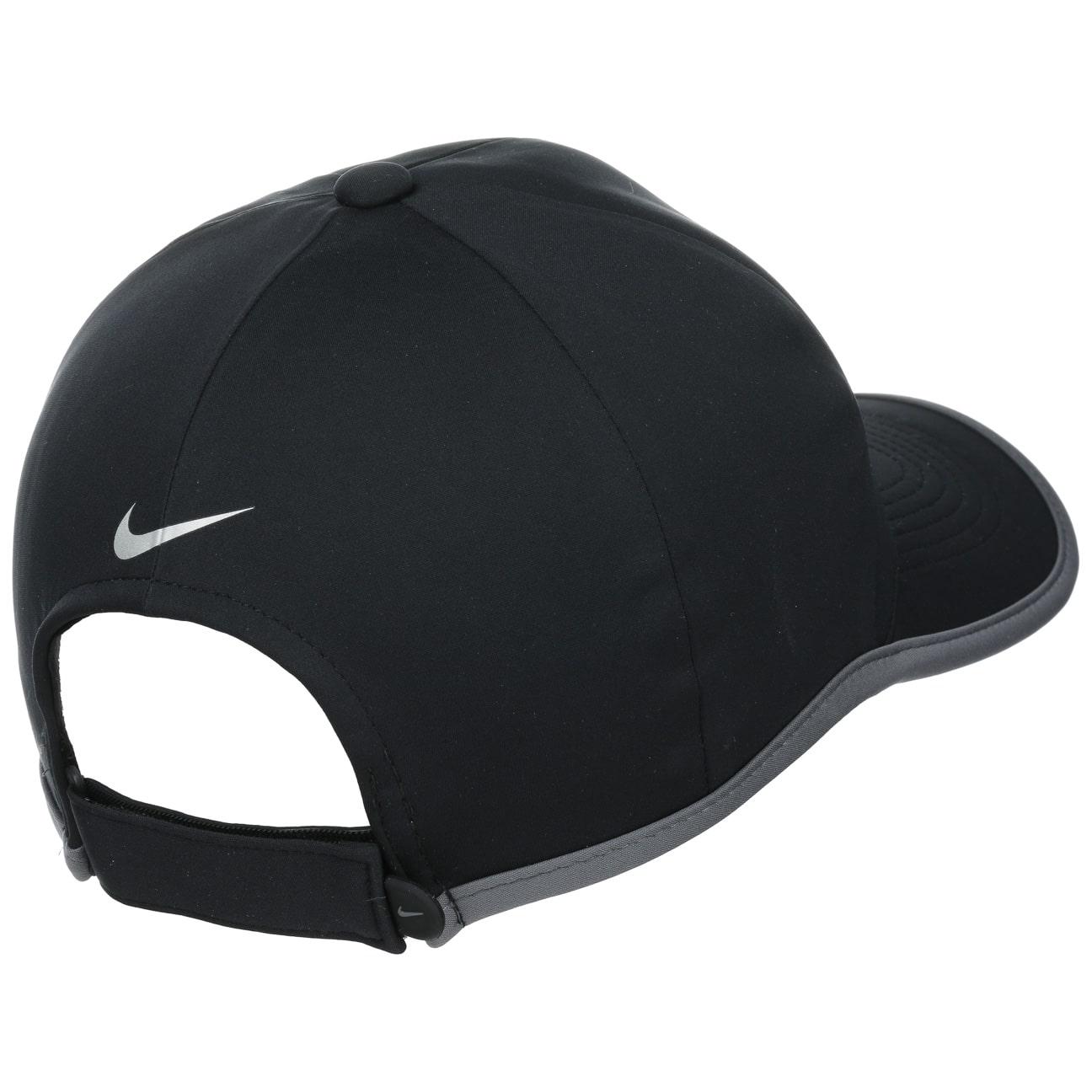 49f26baf3fae1 Ultralight Storm-FIT Cap by Nike - black 2 ...