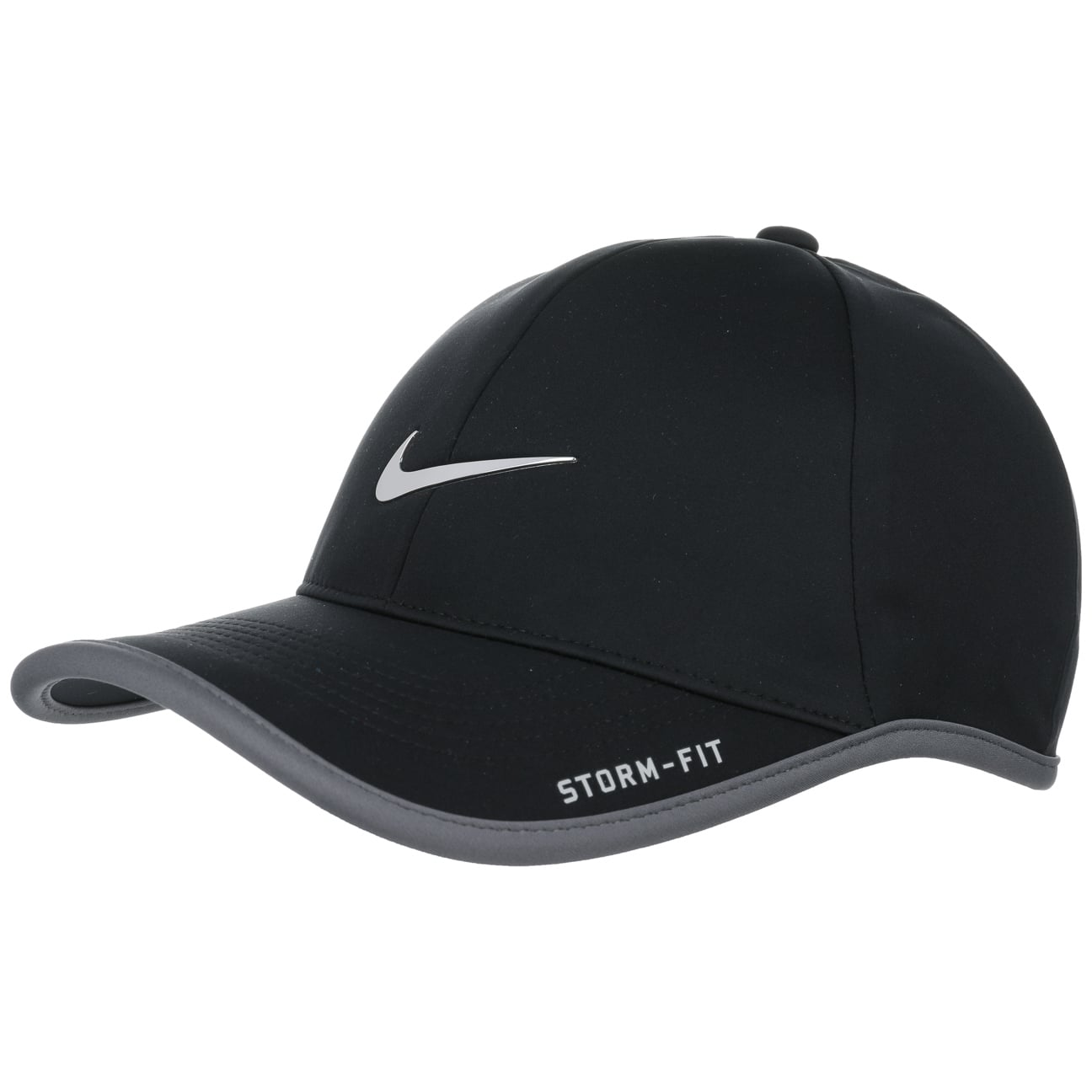 ... Ultralight Storm-FIT Cap by Nike - black 3 c00c9513a1b