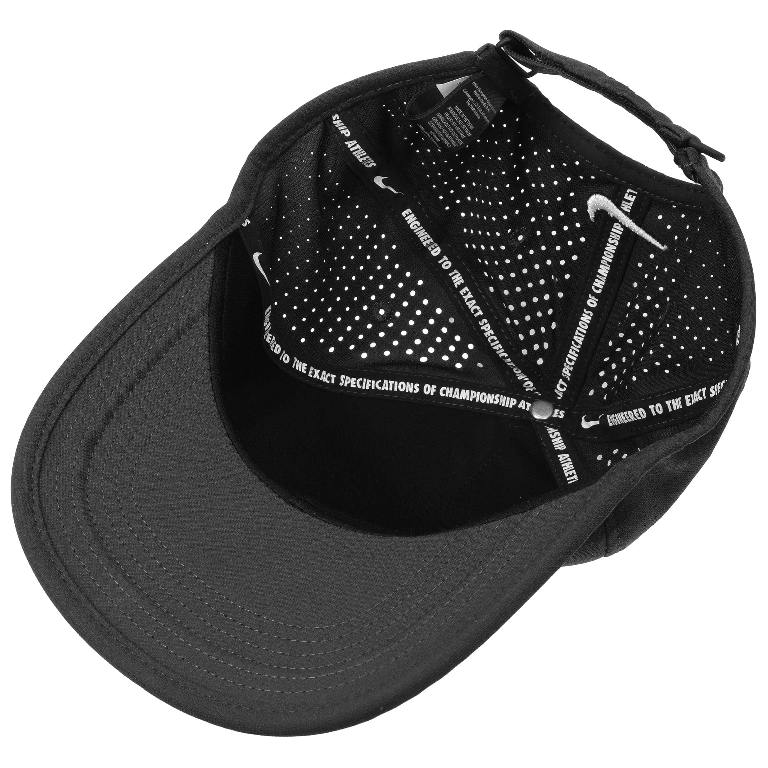... rot 2 · Ultralight Tour Perforation Cap by Nike - schwarz 2 ... 77e33ebfa0