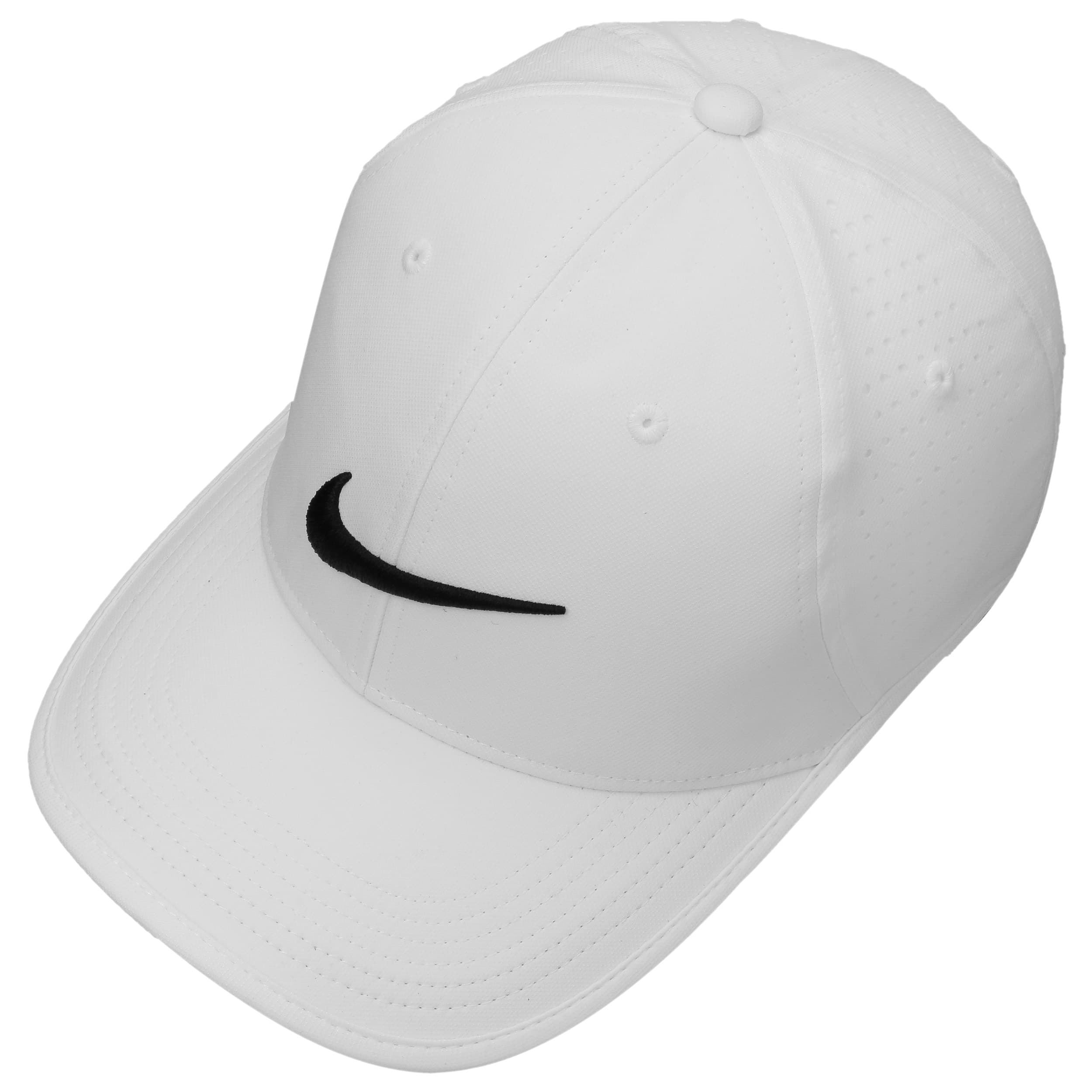 4ef60f2ee8a ... Ultralight Tour Perforation Cap by Nike - light blue 1 ...