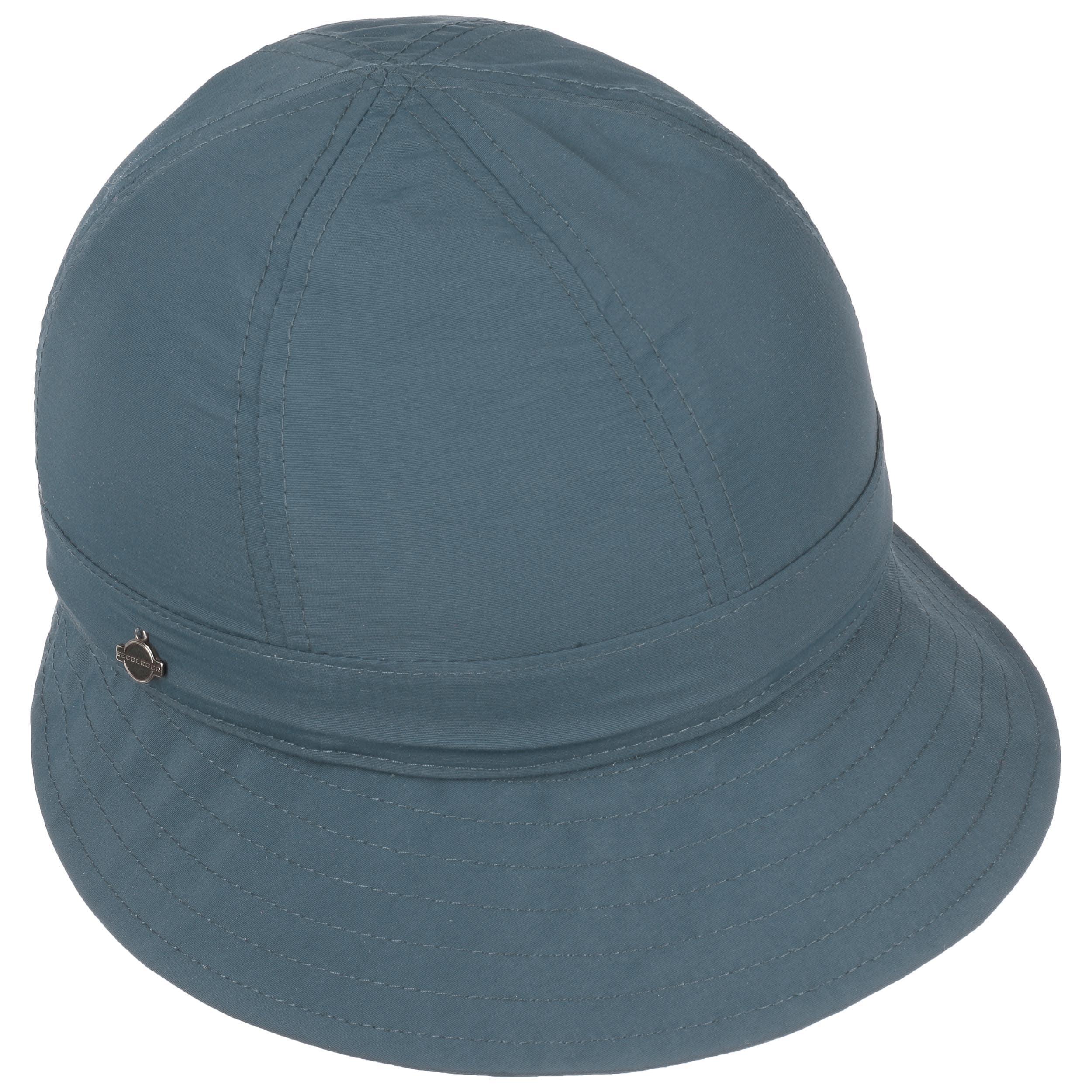 ... Uni Anti-Rain Cloche Hat by Seeberger - blue 1 ... fd61ec313e0