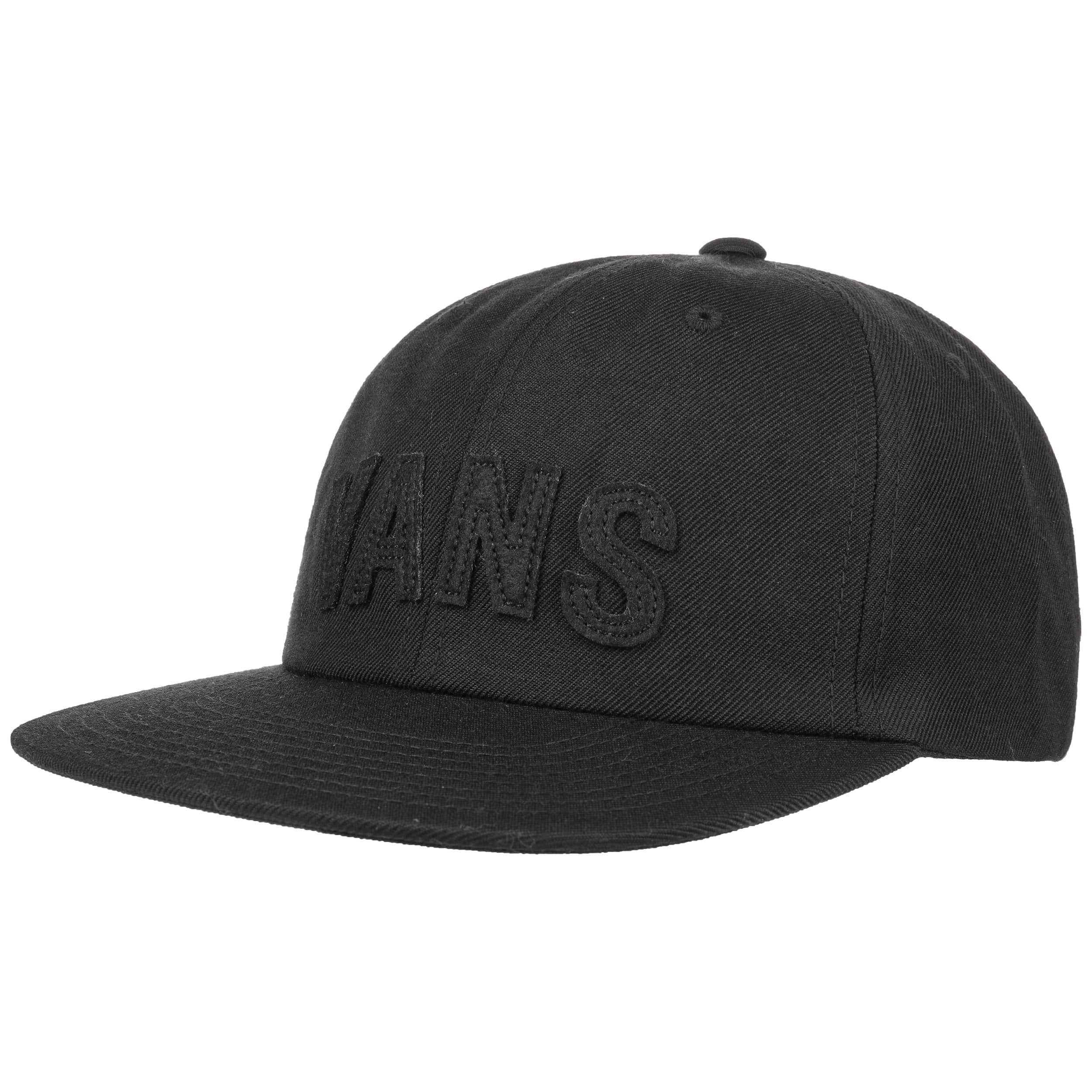 Unstructured Tag Snapback Cap. by Vans c1443023d43