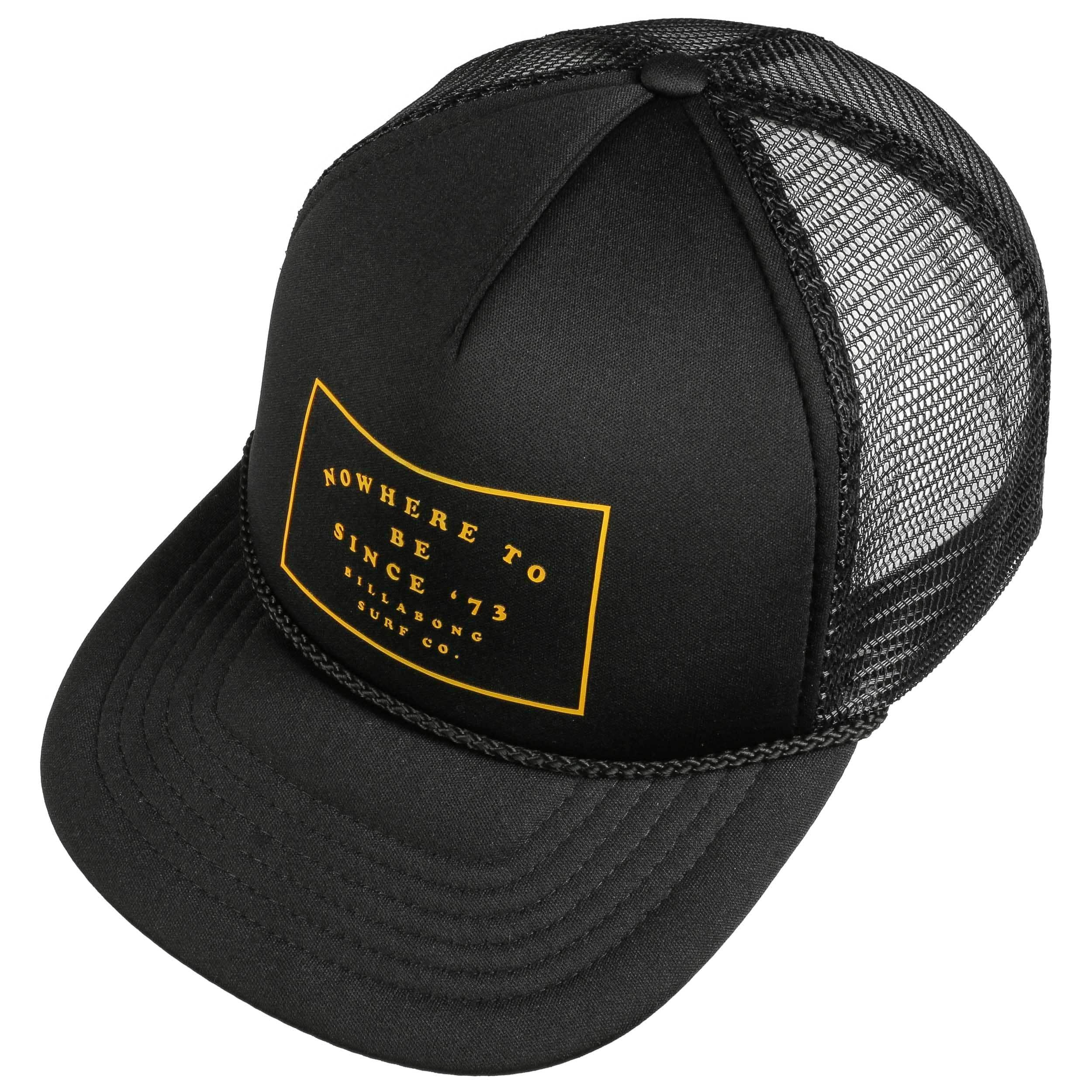 buy online 9f678 4573d ... Upgrade Trucker Cap by Billabong - black 1 ...