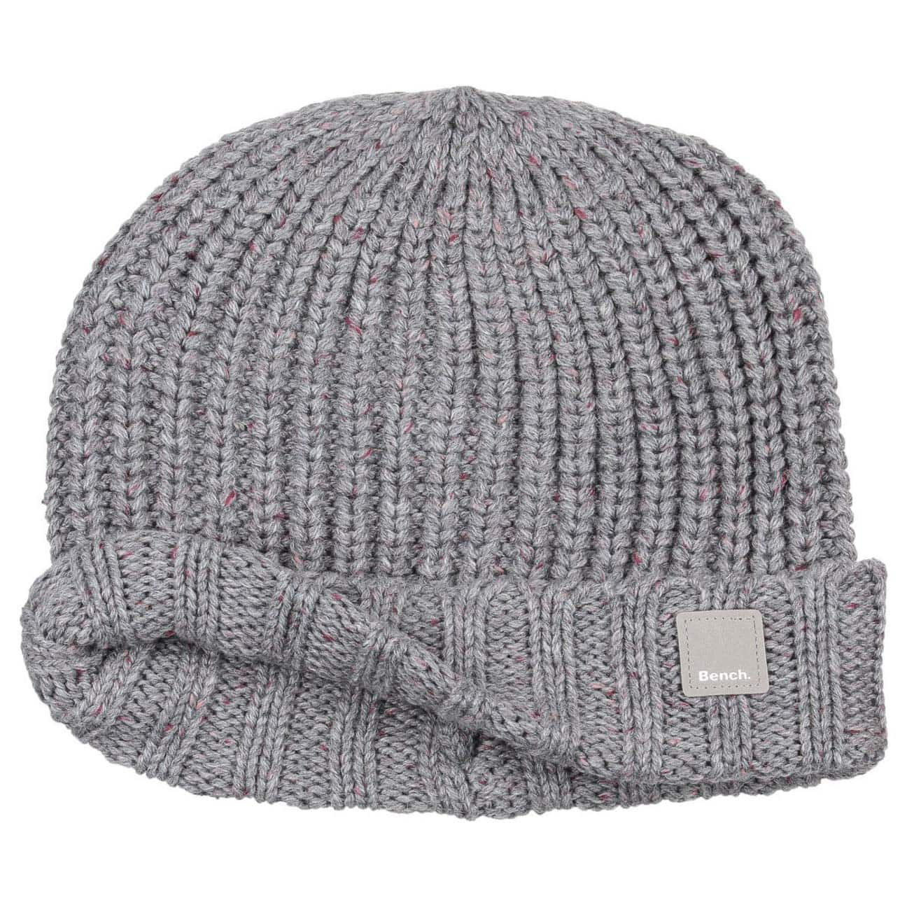 73fec32f Urbanzen Turn Up Knit Hat by Bench