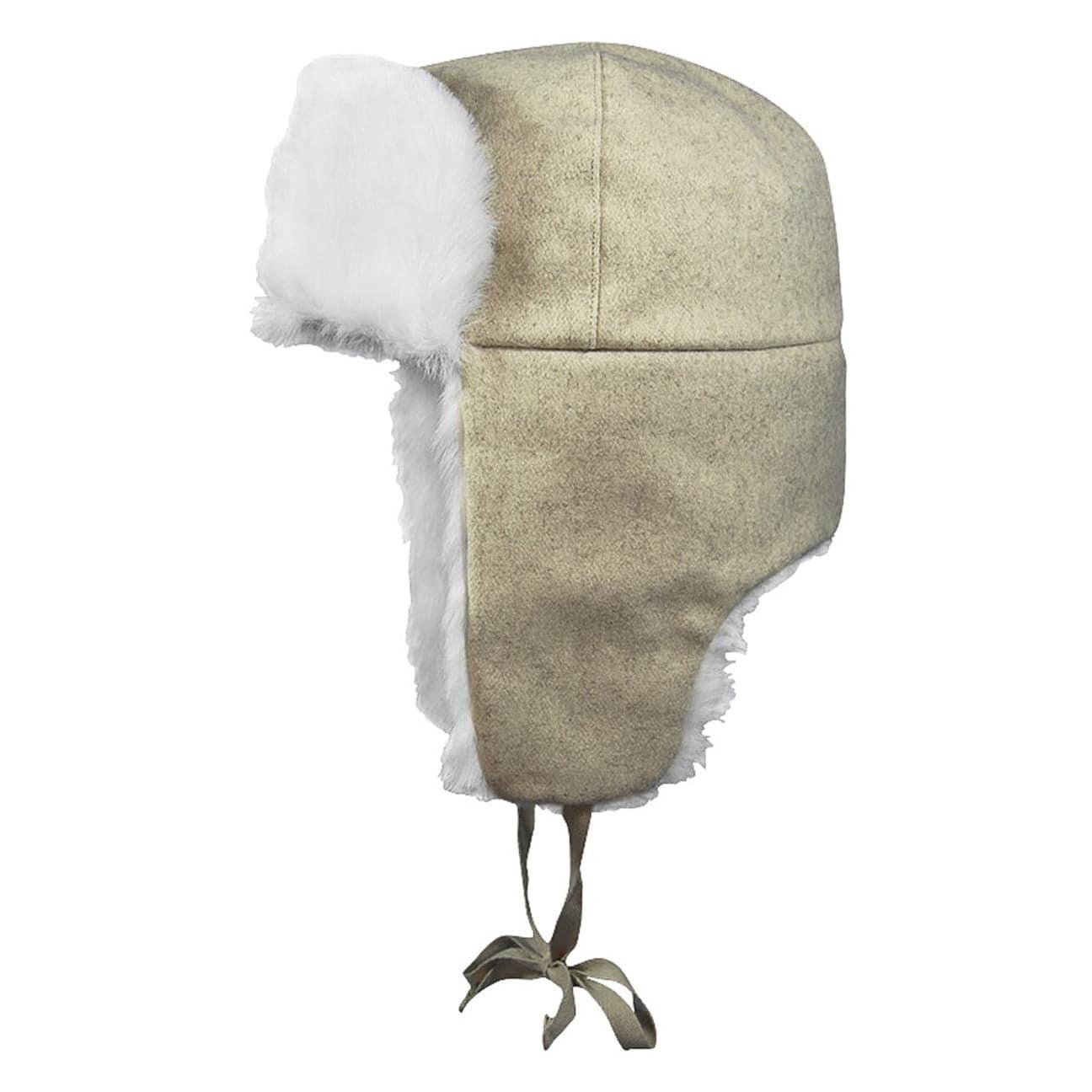 8698a16450c ... black 8 · Ushanka Aviator Hat by Kangol - white 1