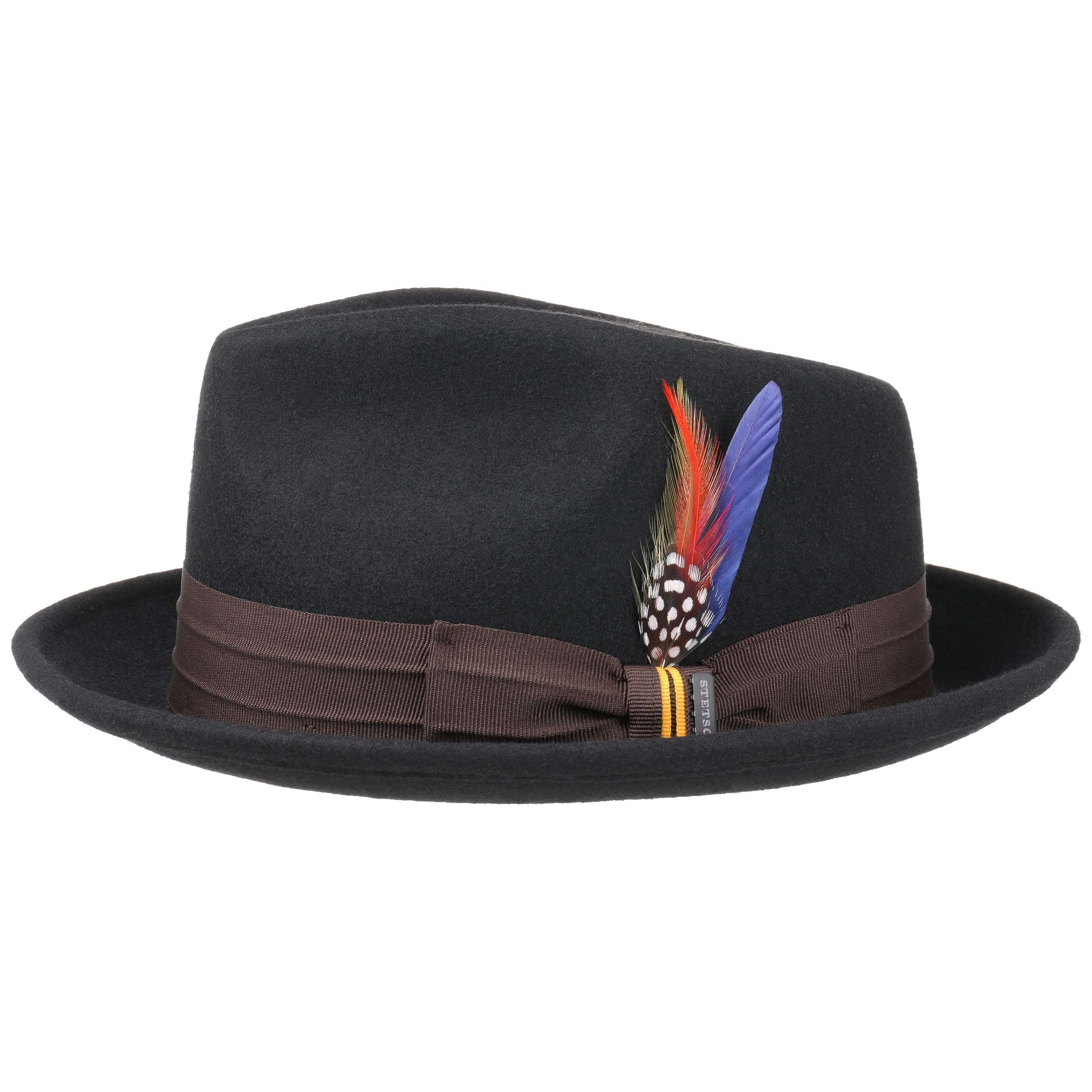 090a8e80ca5579 Valema Player Hat Wool Felt Hat by Stetson - 69,00 £