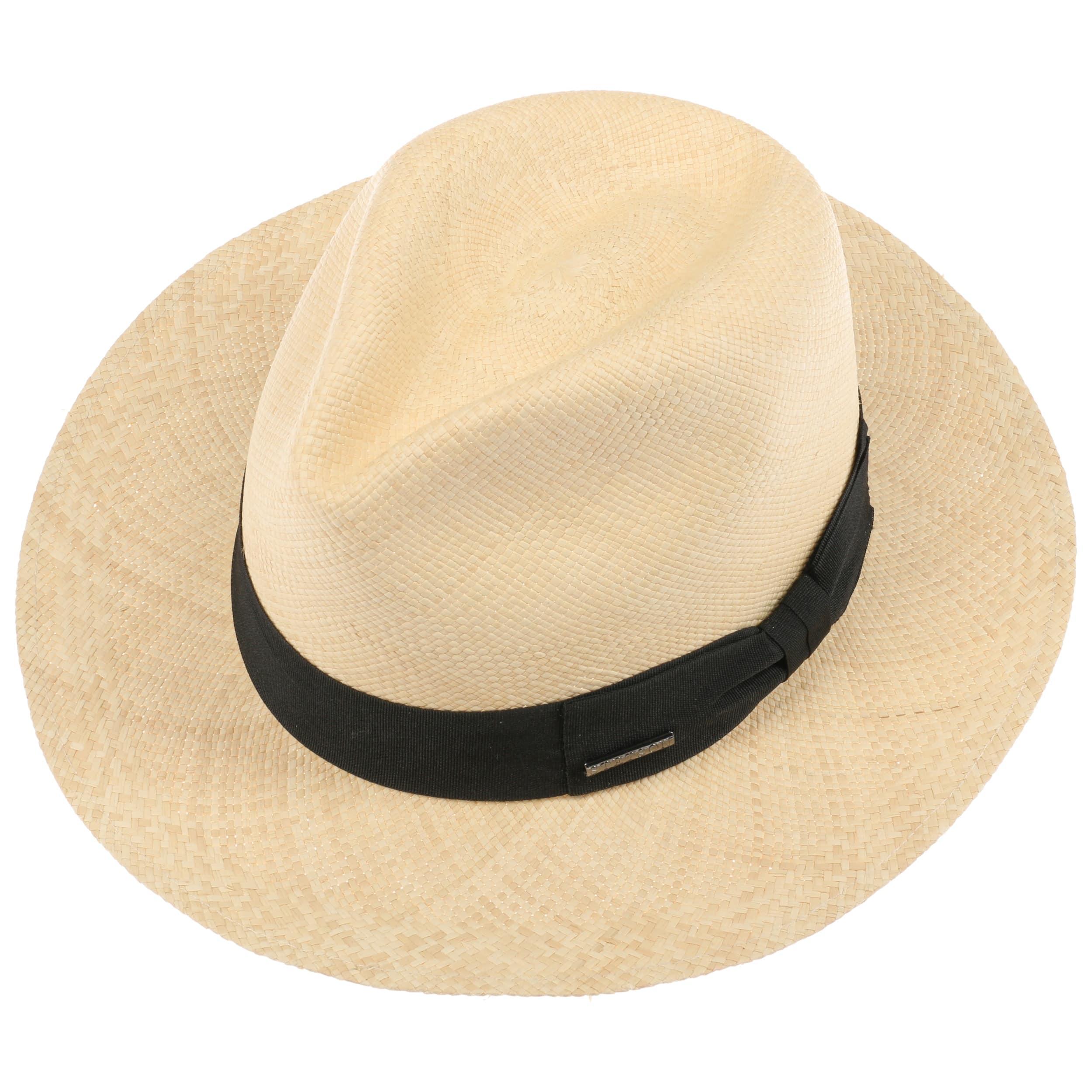 bbb8483963f1 Valmora Fedora Panama Hat by Stetson - nature 1 ...