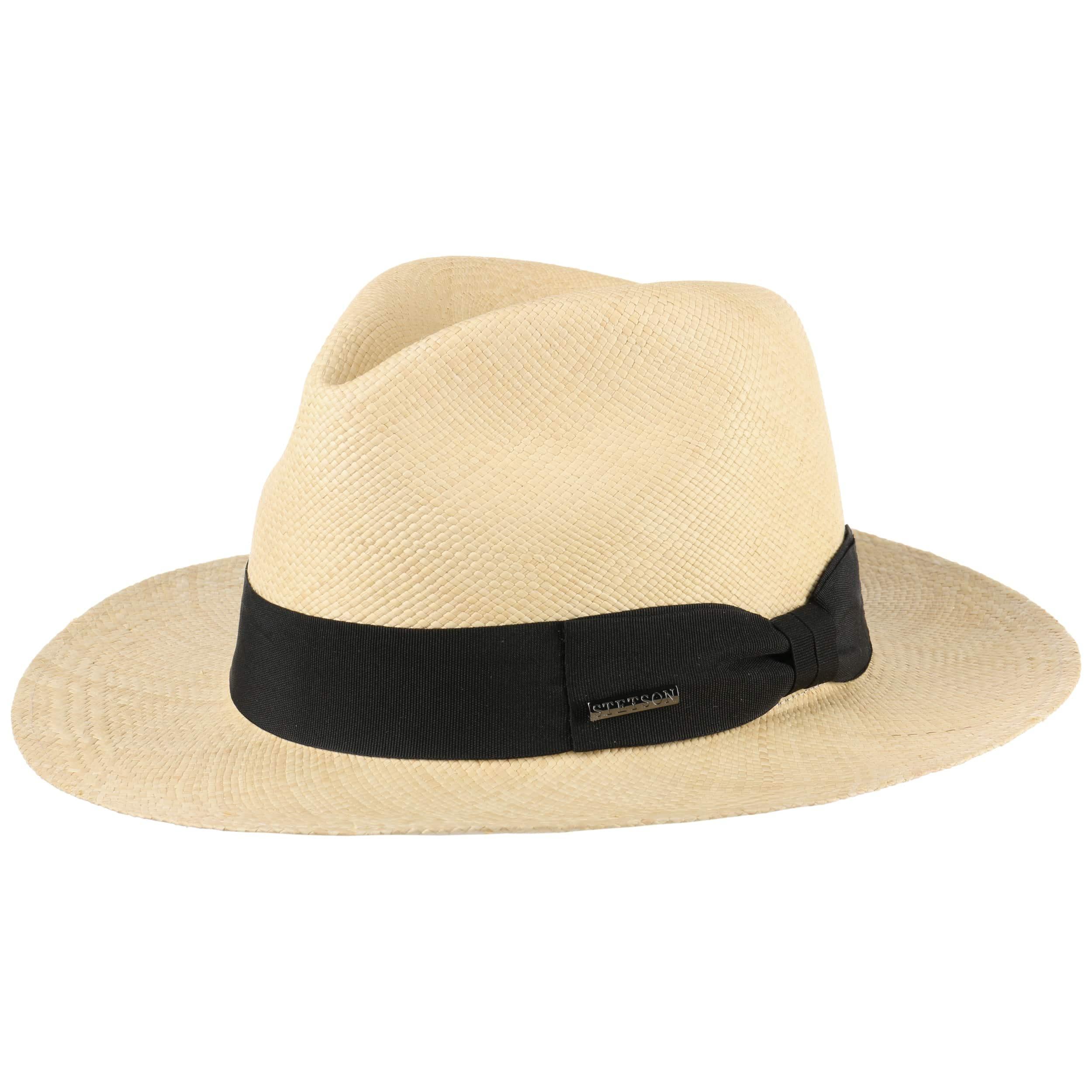 993ea719ccc2 ... Valmora Fedora Panama Hat by Stetson - nature 3