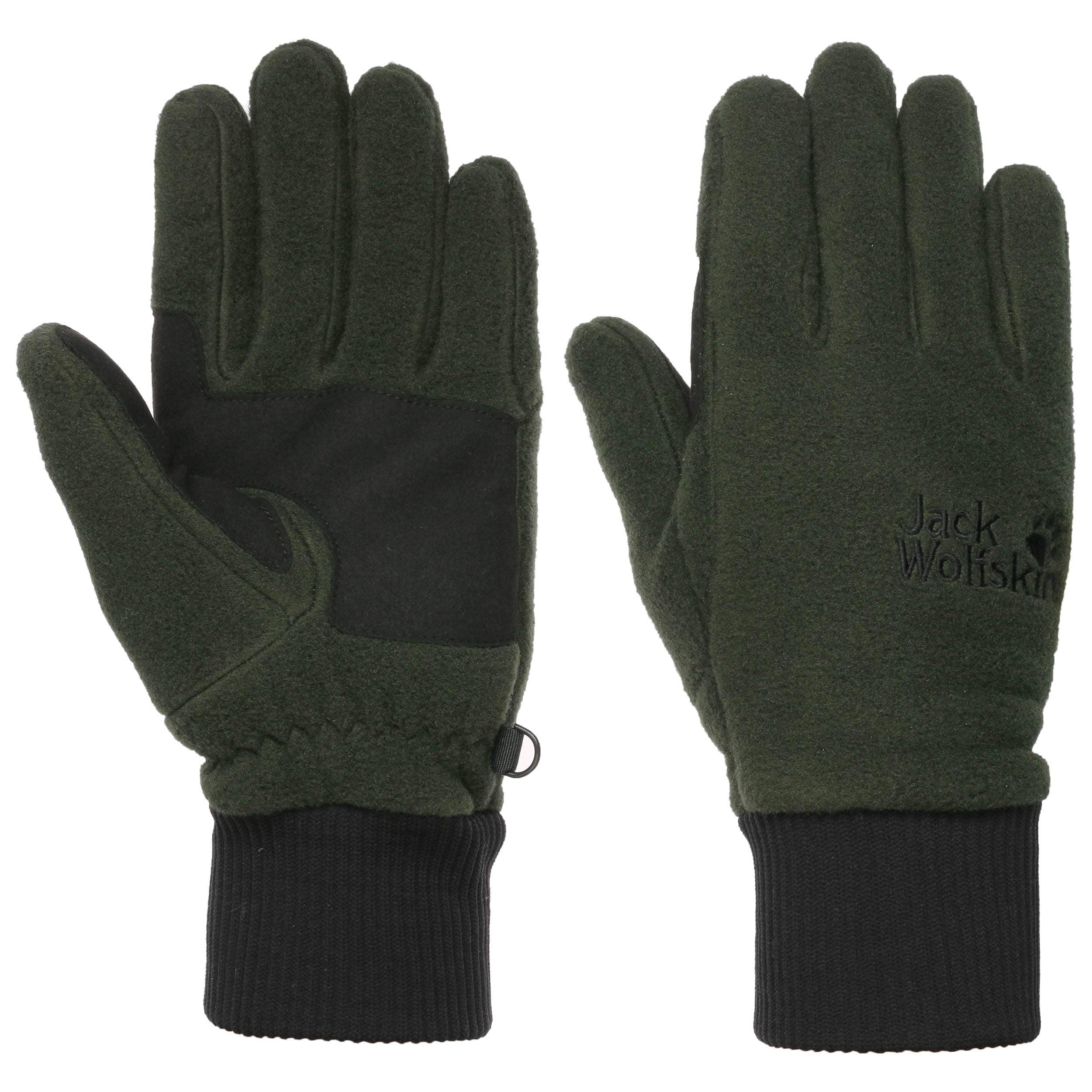 für die ganze Familie guter Verkauf neueste Art von Vertigo Fleece Gloves by Jack Wolfskin