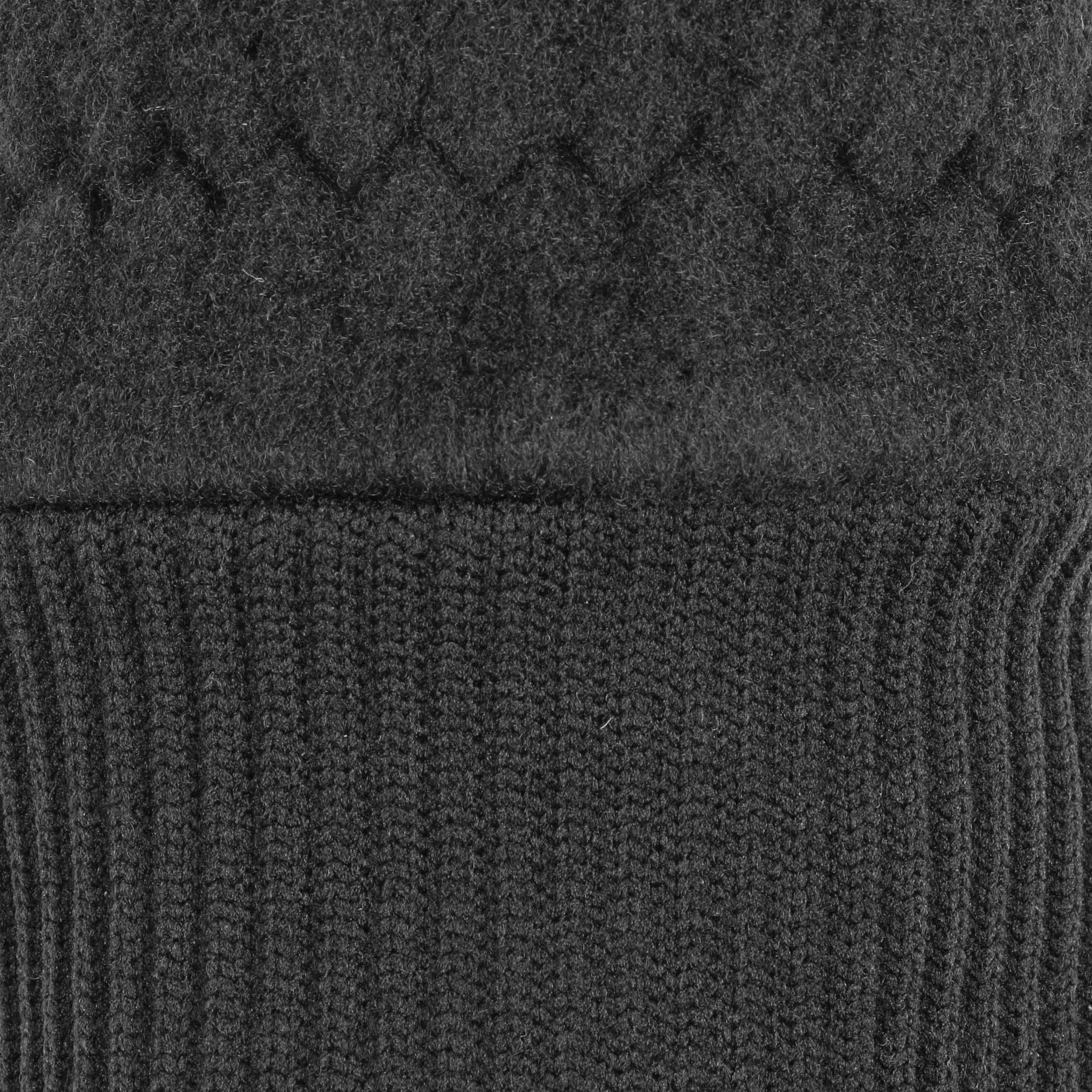 e35cae8607f1f5 ... Vertigo Fleecehandschuhe by Jack Wolfskin - schwarz 2 ...