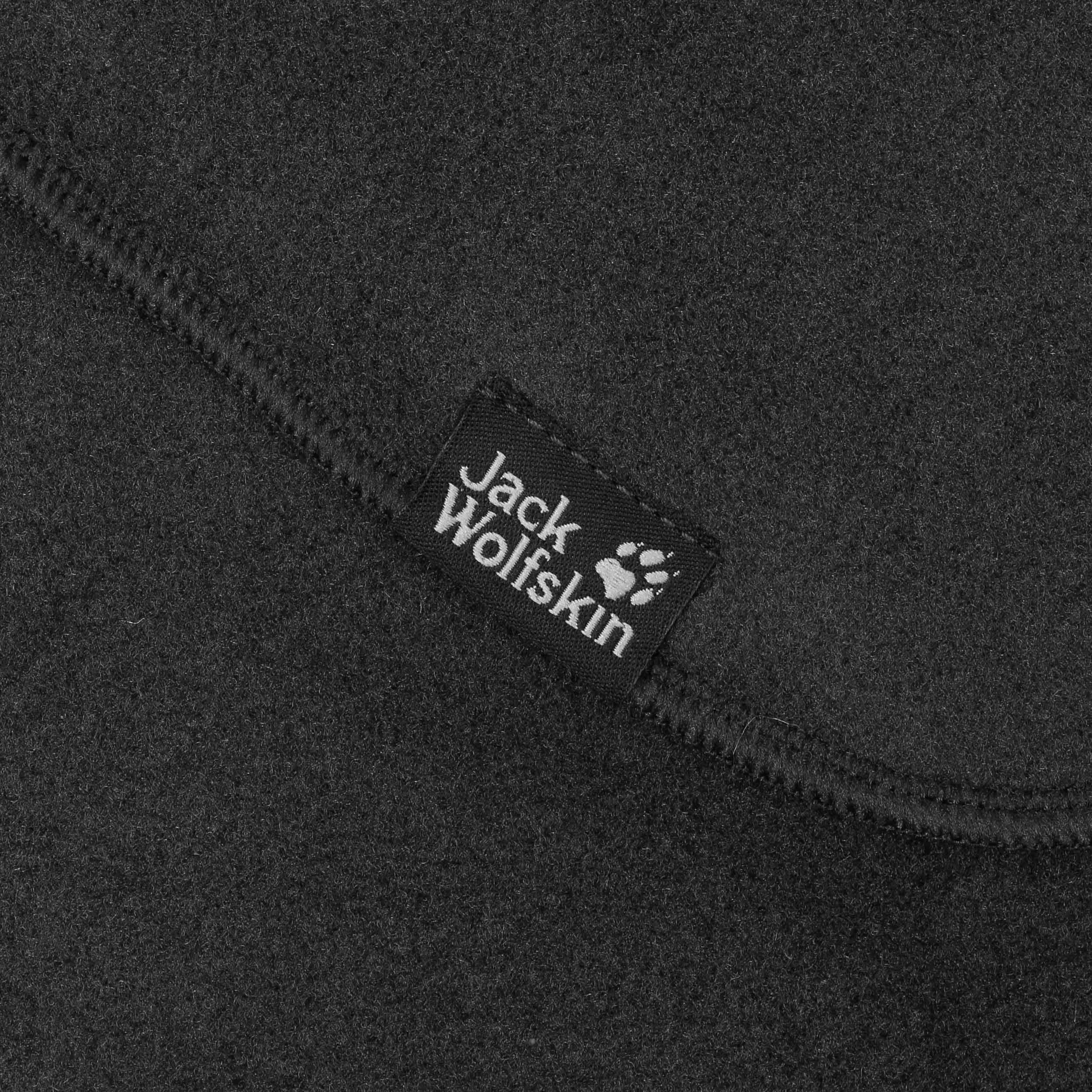 69da22924d6cd4 ... Vertigo Fleeceschal by Jack Wolfskin - schwarz 2 ...