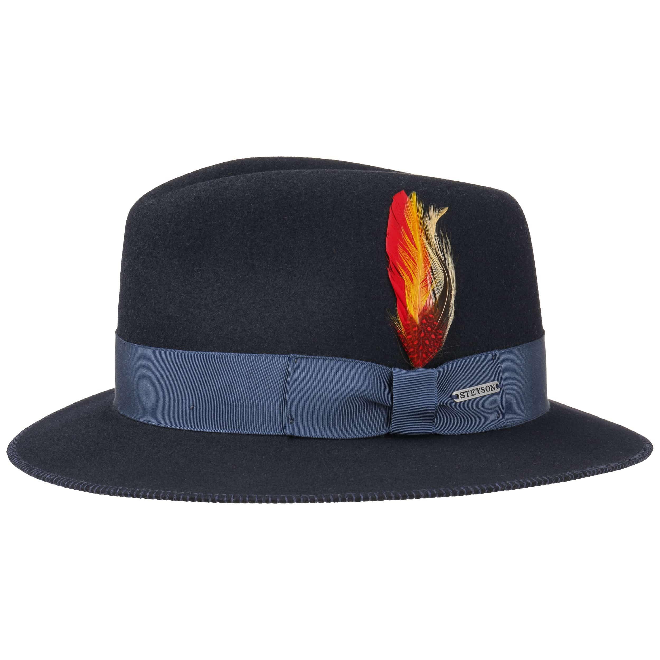 Vienna VitaFelt Traveller Hat by Stetson Rain hats Stetson WrkFhXiXj