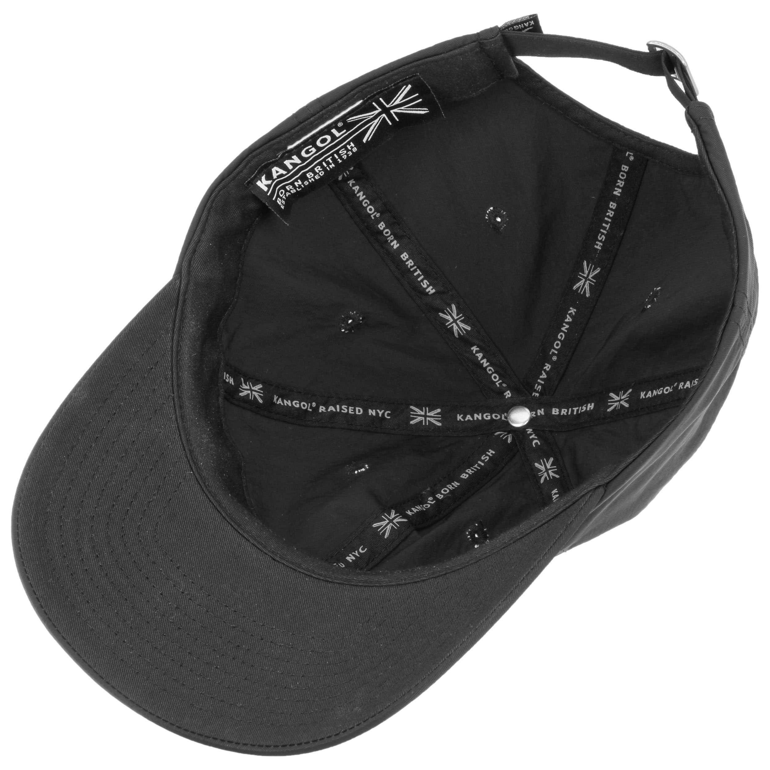 ... Vintage Baseball Cap by Kangol - black 2 ... b5bf4248849d