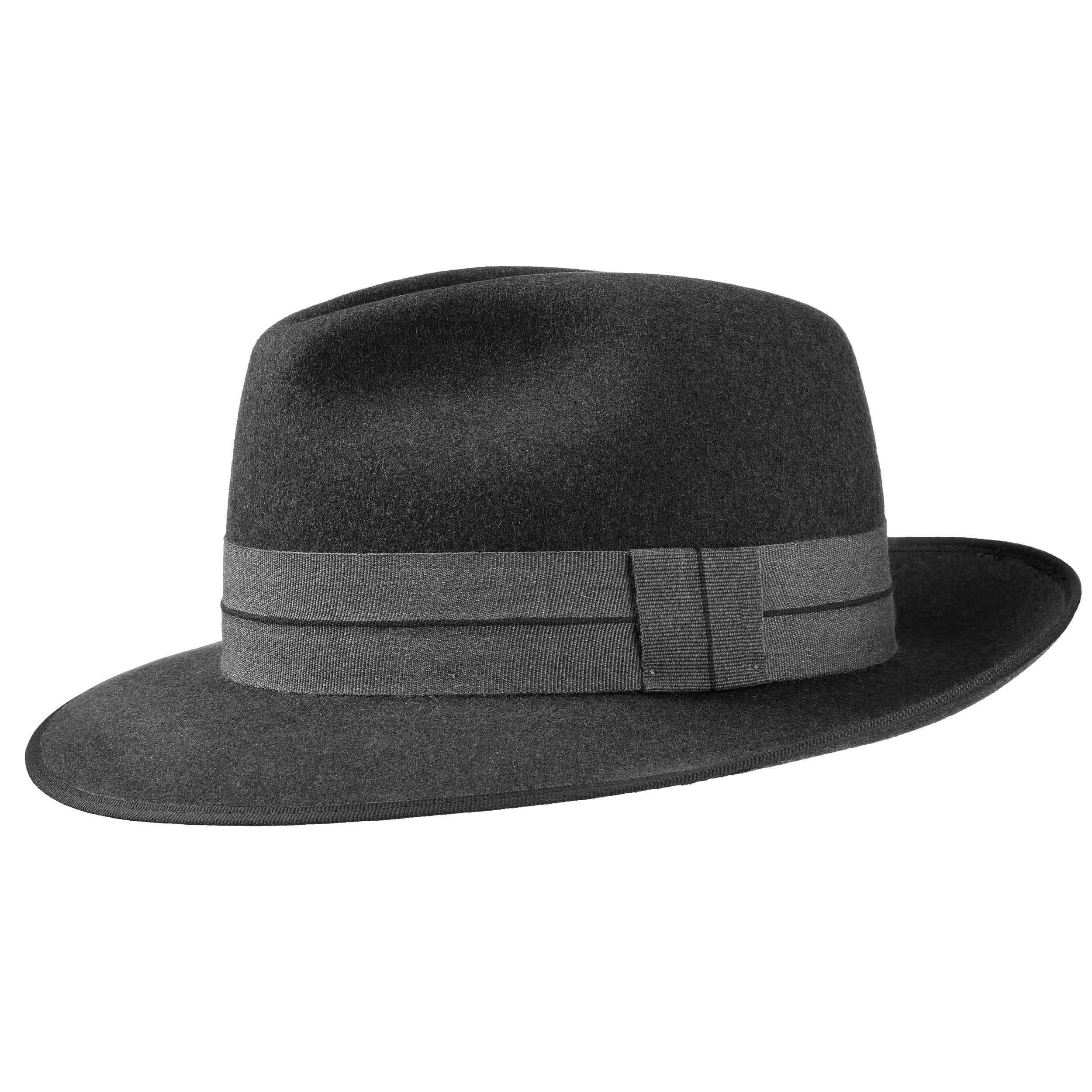 ... Virgi Wool Felt Hat by Stetson - anthracite 5 48f3b84f49b3