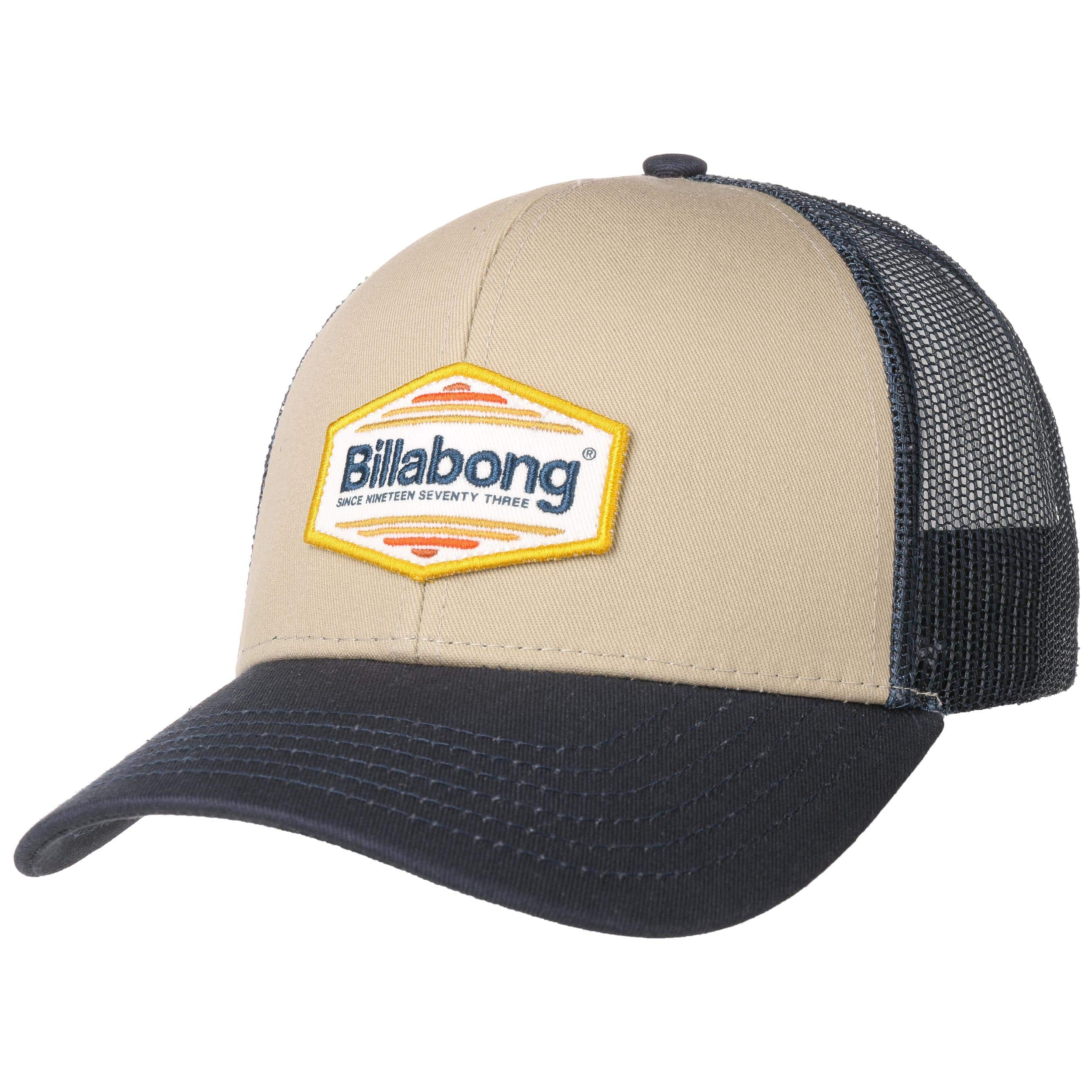452a57839aa Walled Trucker Cap. by Billabong