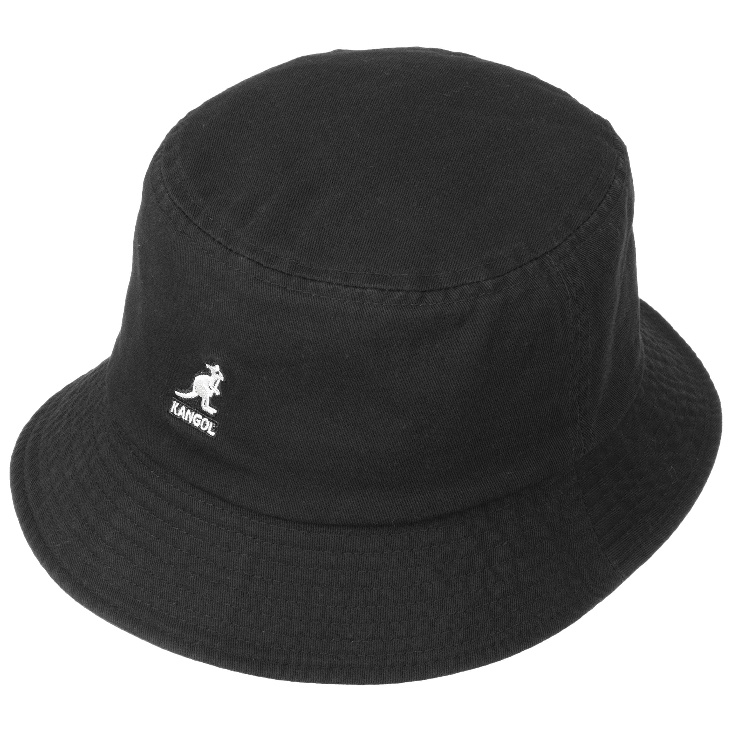 81fecc8d5 Washed Bucket Hat by Kangol