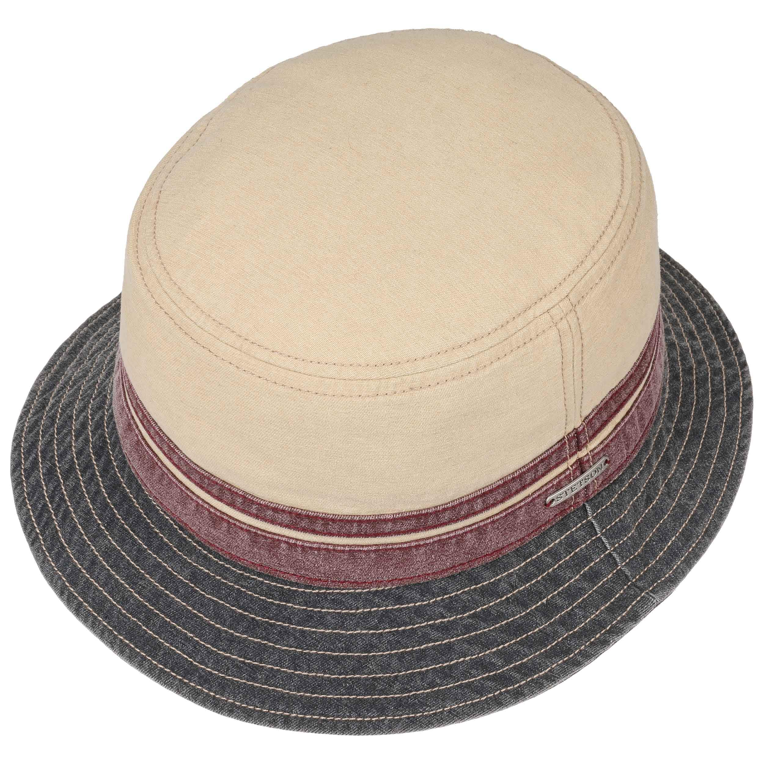 76e1bcf50 Washed Cotton Bucket Hat by Stetson