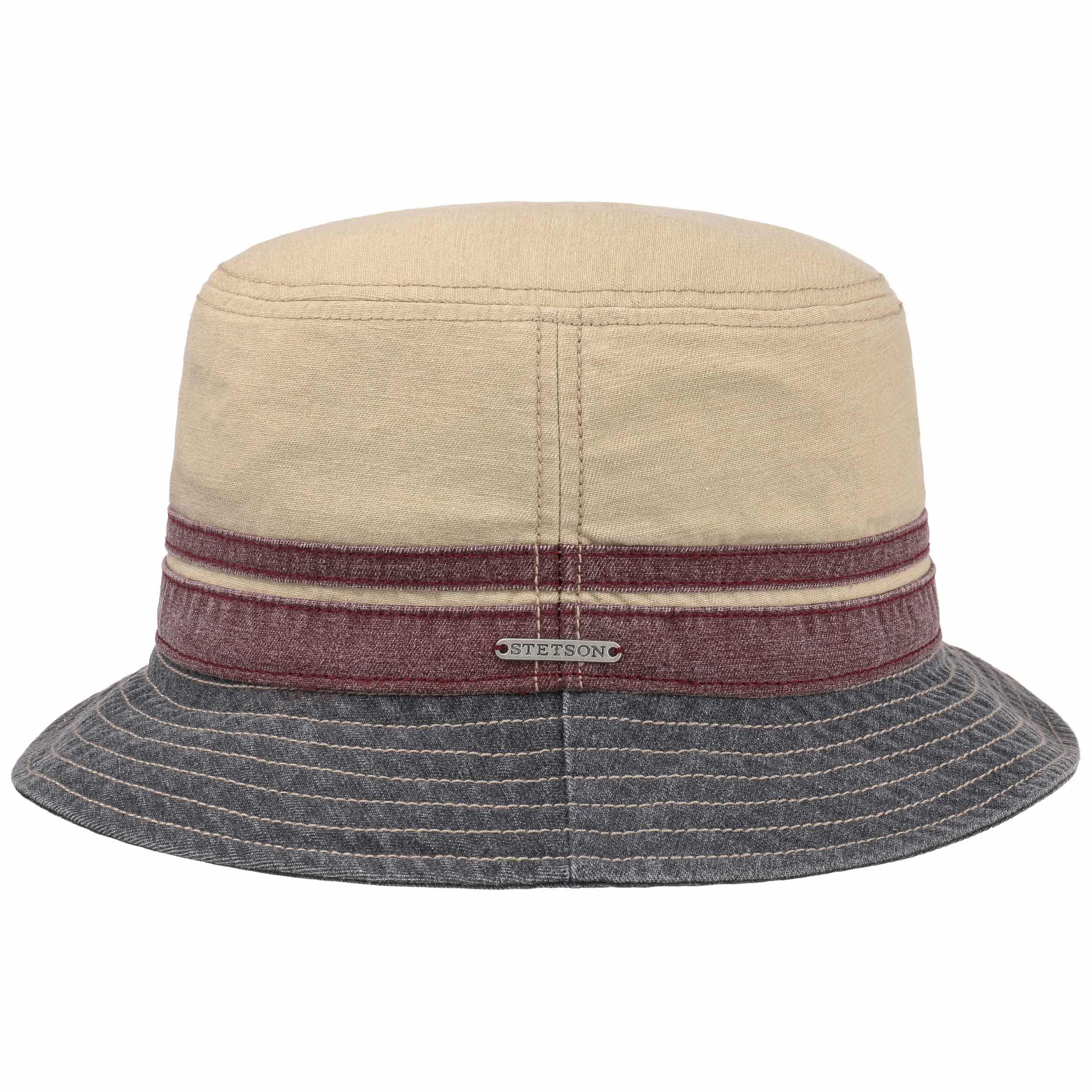 Washed Cotton Bucket Hat by Stetson a55d4d3bba0