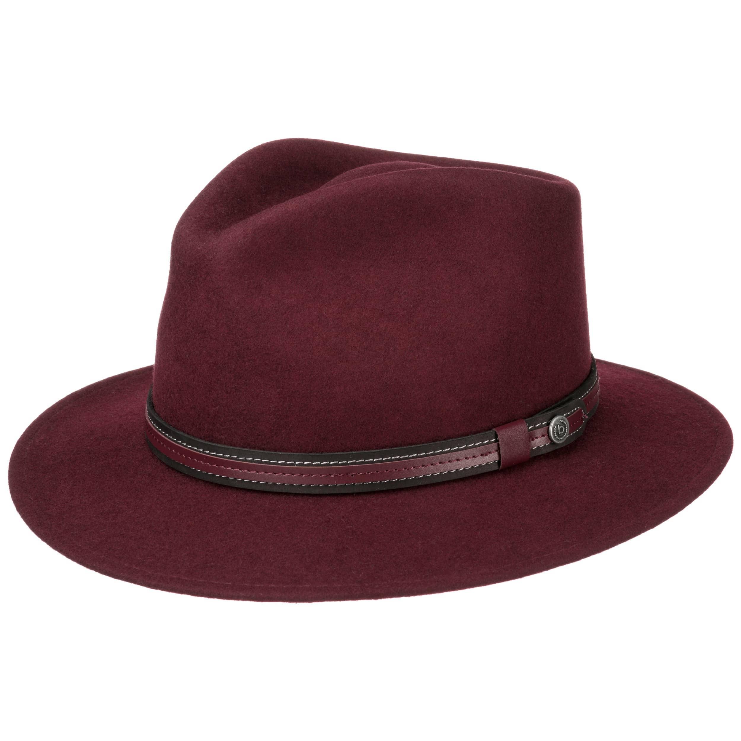 df279af261f Waterproof Traveller Wool Felt Hat by bugatti