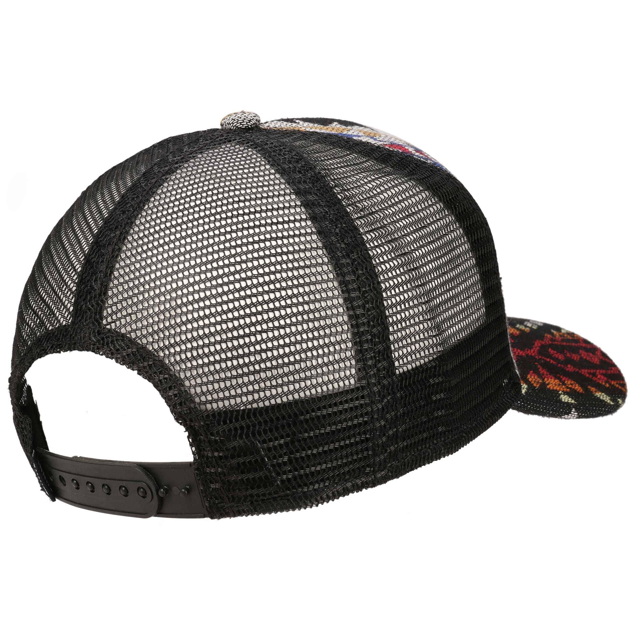 we love ugly black trucker cap by djinns gbp 22 95. Black Bedroom Furniture Sets. Home Design Ideas