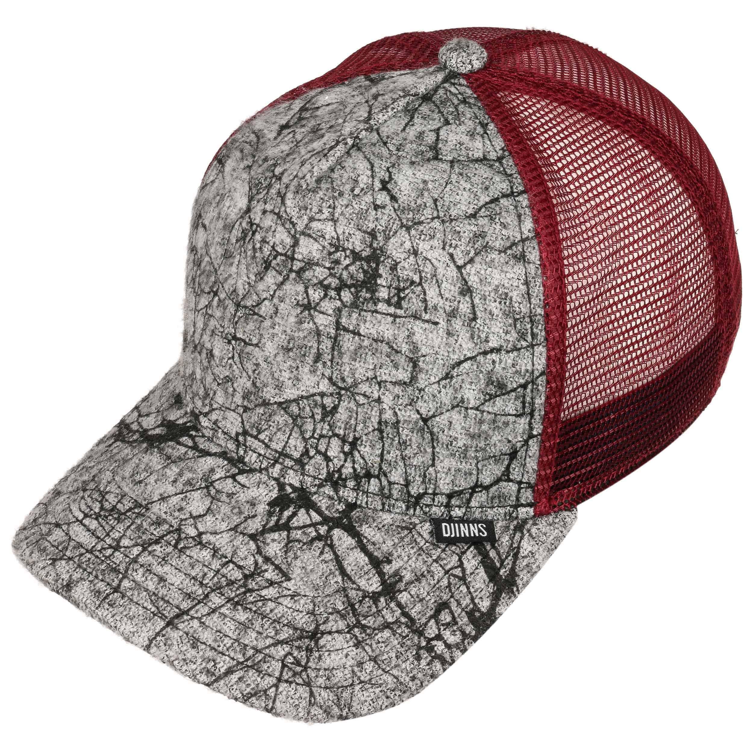we love ugly trucker cap by djinns gbp 22 95 hats. Black Bedroom Furniture Sets. Home Design Ideas