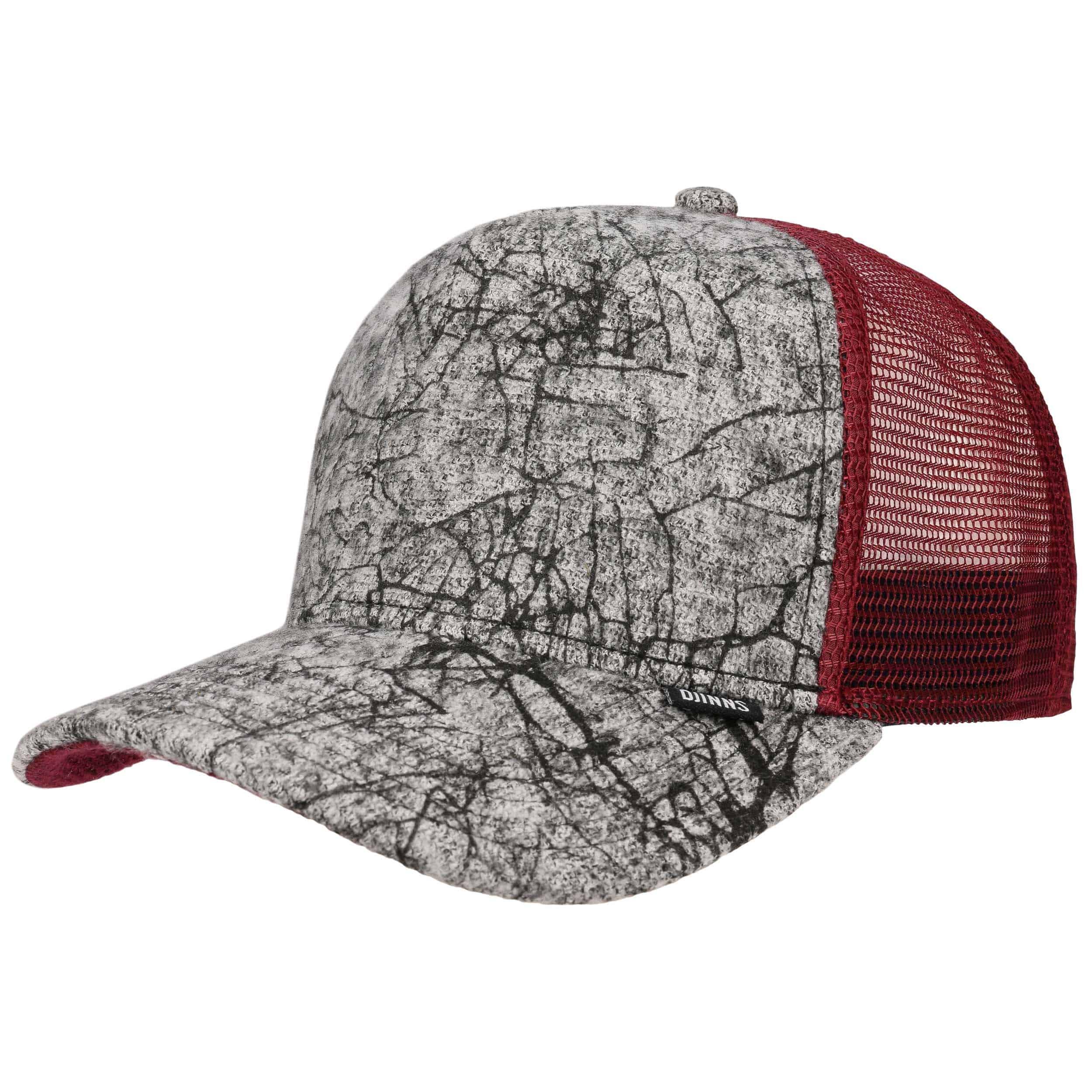 we love ugly trucker cap by djinns eur 24 95 hats. Black Bedroom Furniture Sets. Home Design Ideas