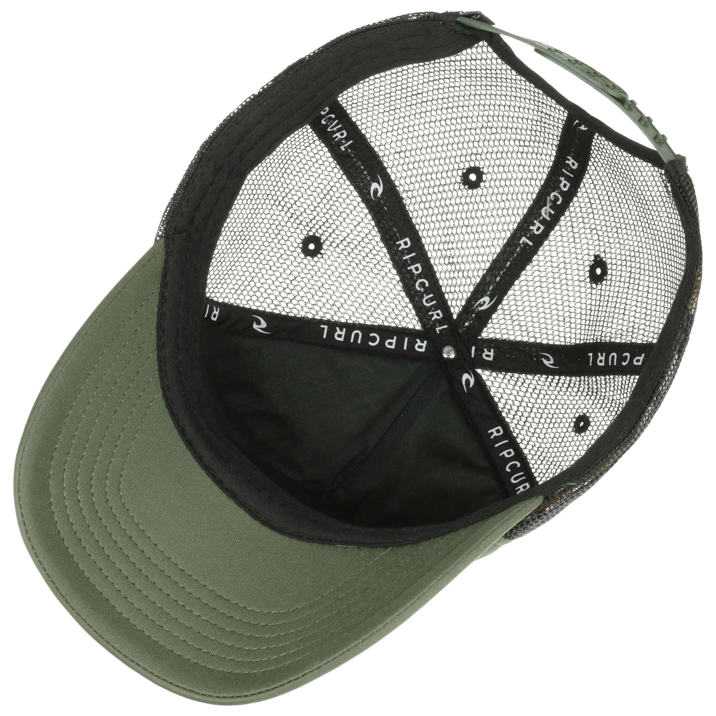 ... Wetty Curved Trucker Cap by Rip Curl - olive 2 ... ba861e996ee