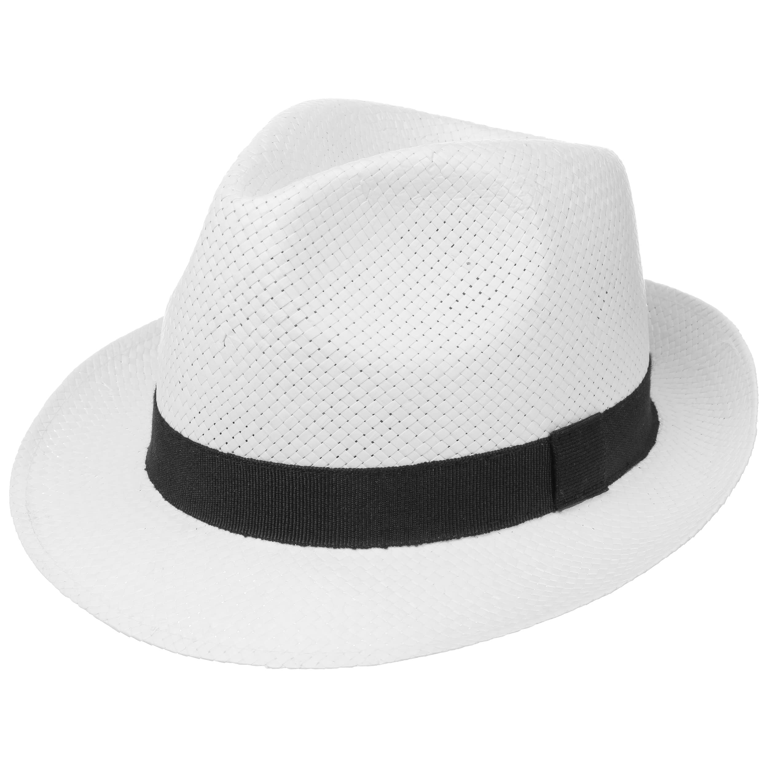 468f2e3d6e6c6c White City Trilby Hat by Lipodo - 17,95 £