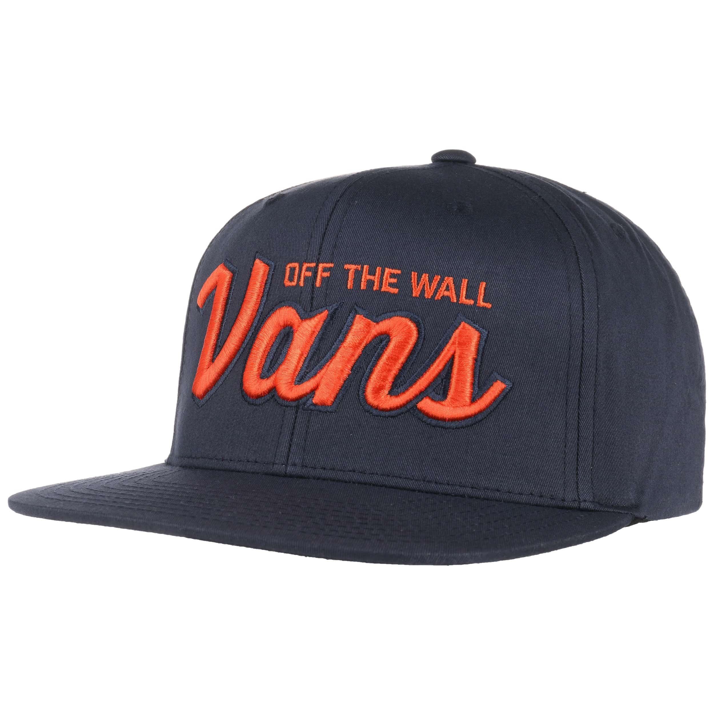 ... Wilmington Snapback Cap by Vans - navy 4 c46d66b1237