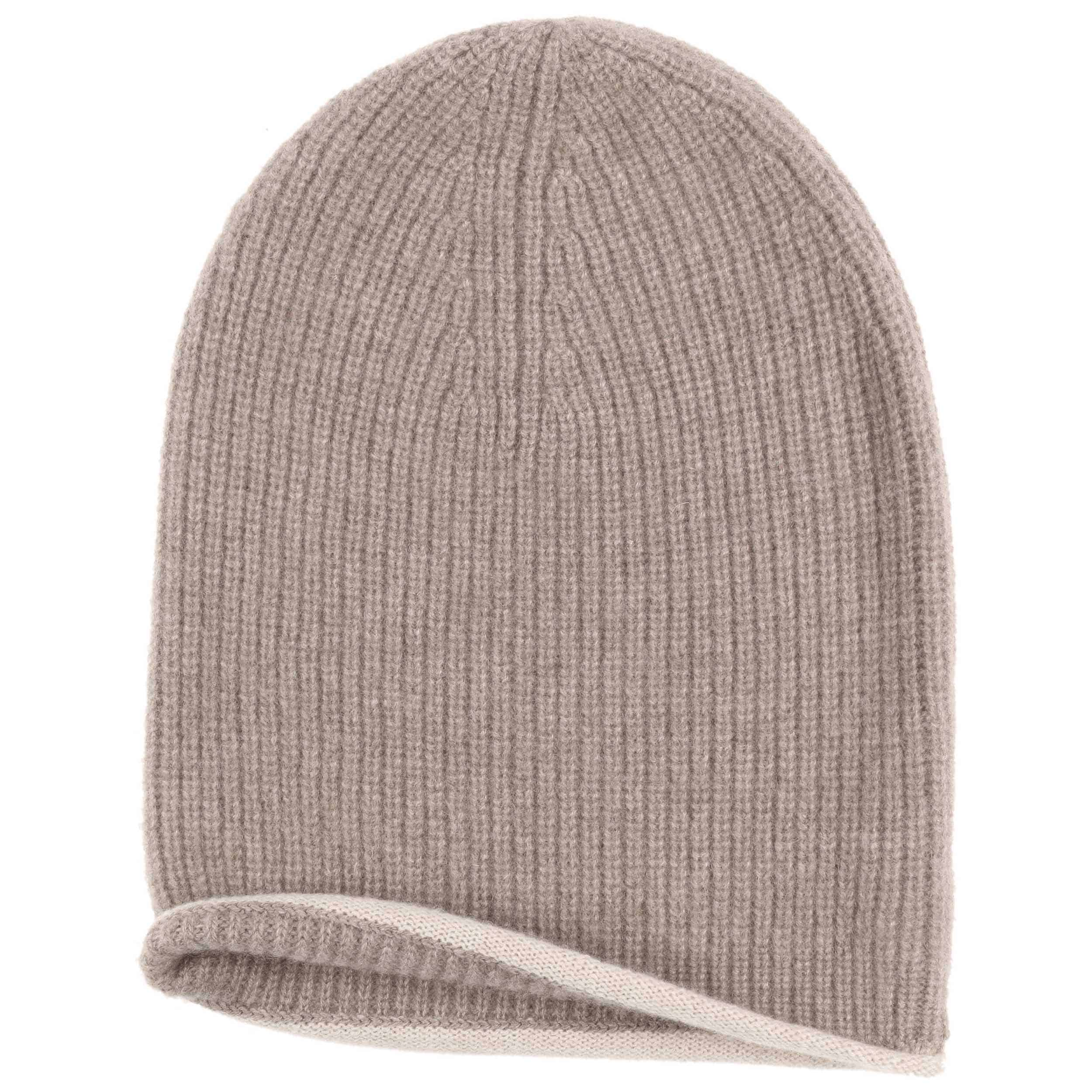 ac665112af601 Wisconsin Cashmere Long Beanie by Stetson - beige 1 ...