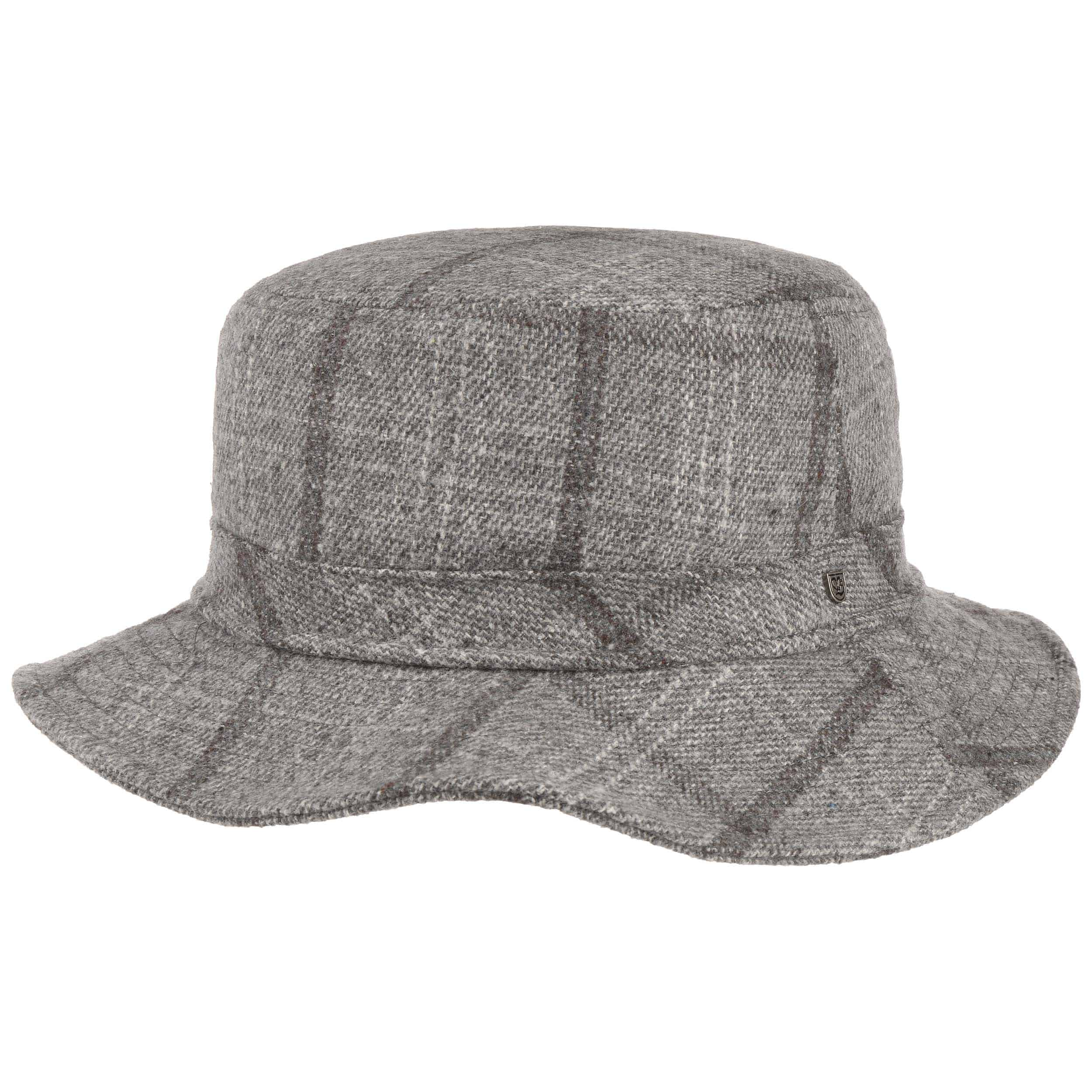 a2c687e6e923b ... australia womens bucket hat by brixton grey 5 8e7e1 59015
