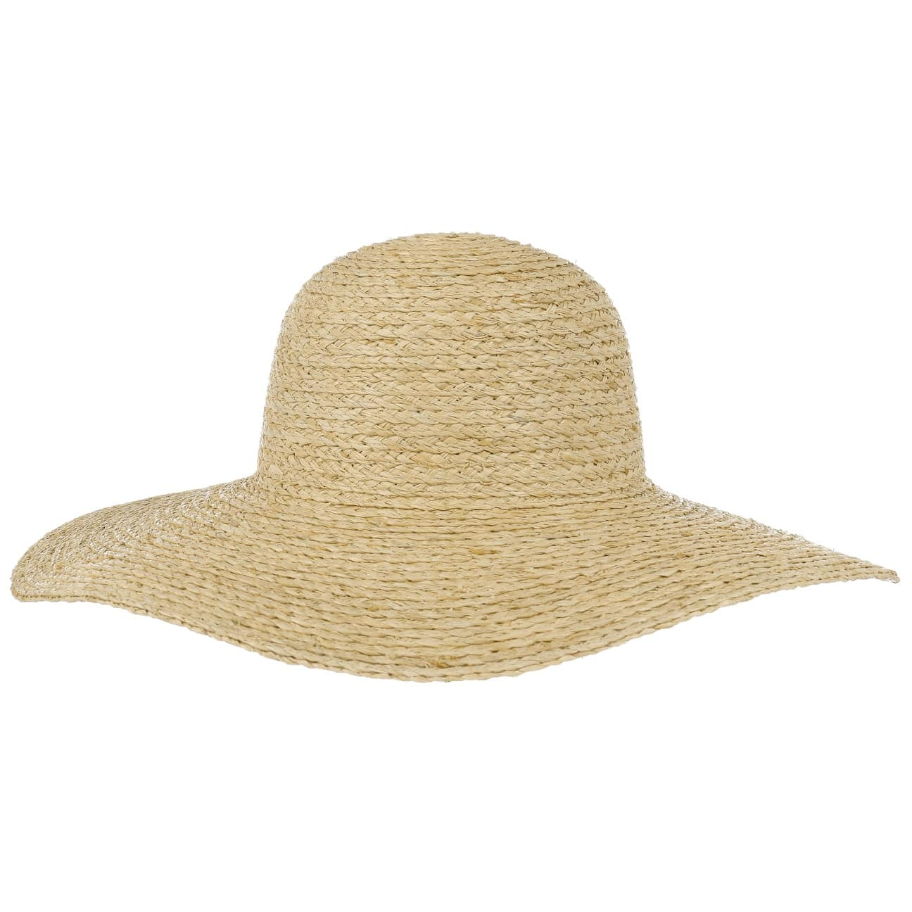 ... 1 · Women´s Raffia Straw Floppy Hat by Lierys - nature 4 a36b2ba10cb9