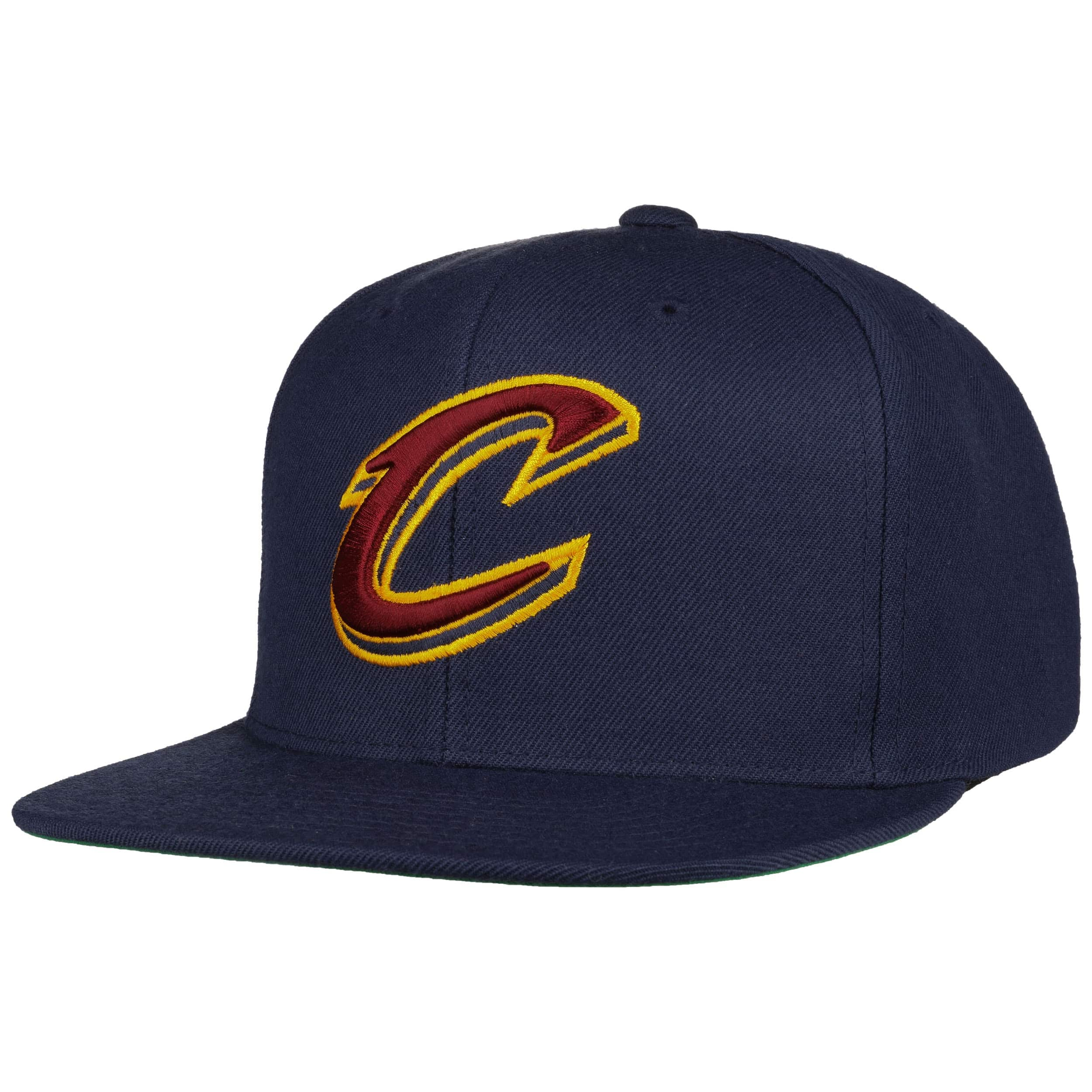 82f803d63 Wool Cavs Cap by Mitchell & Ness