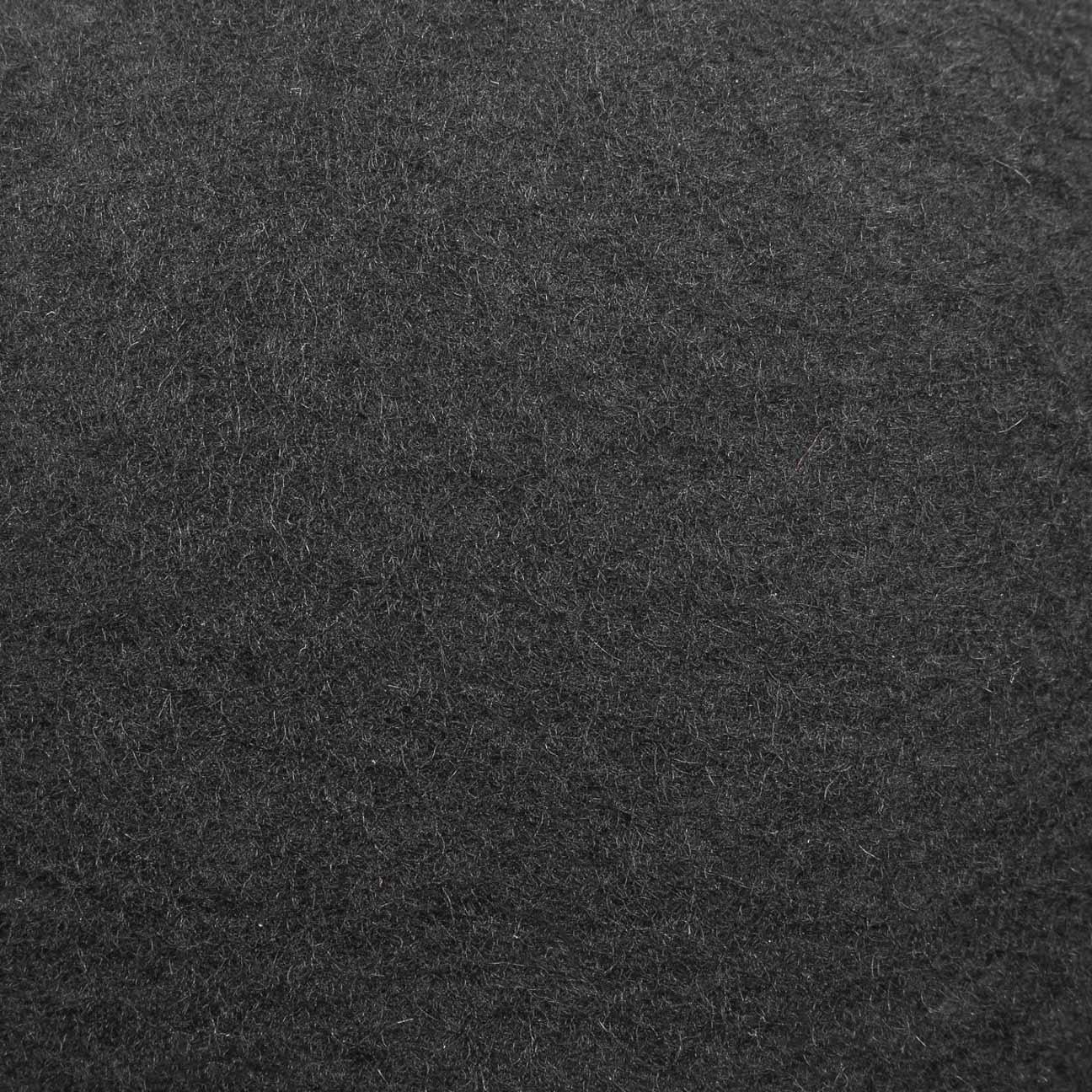 5432e8e120d43f ... Wool Felt Bowler Hat Uni by Lierys - black 6 ...