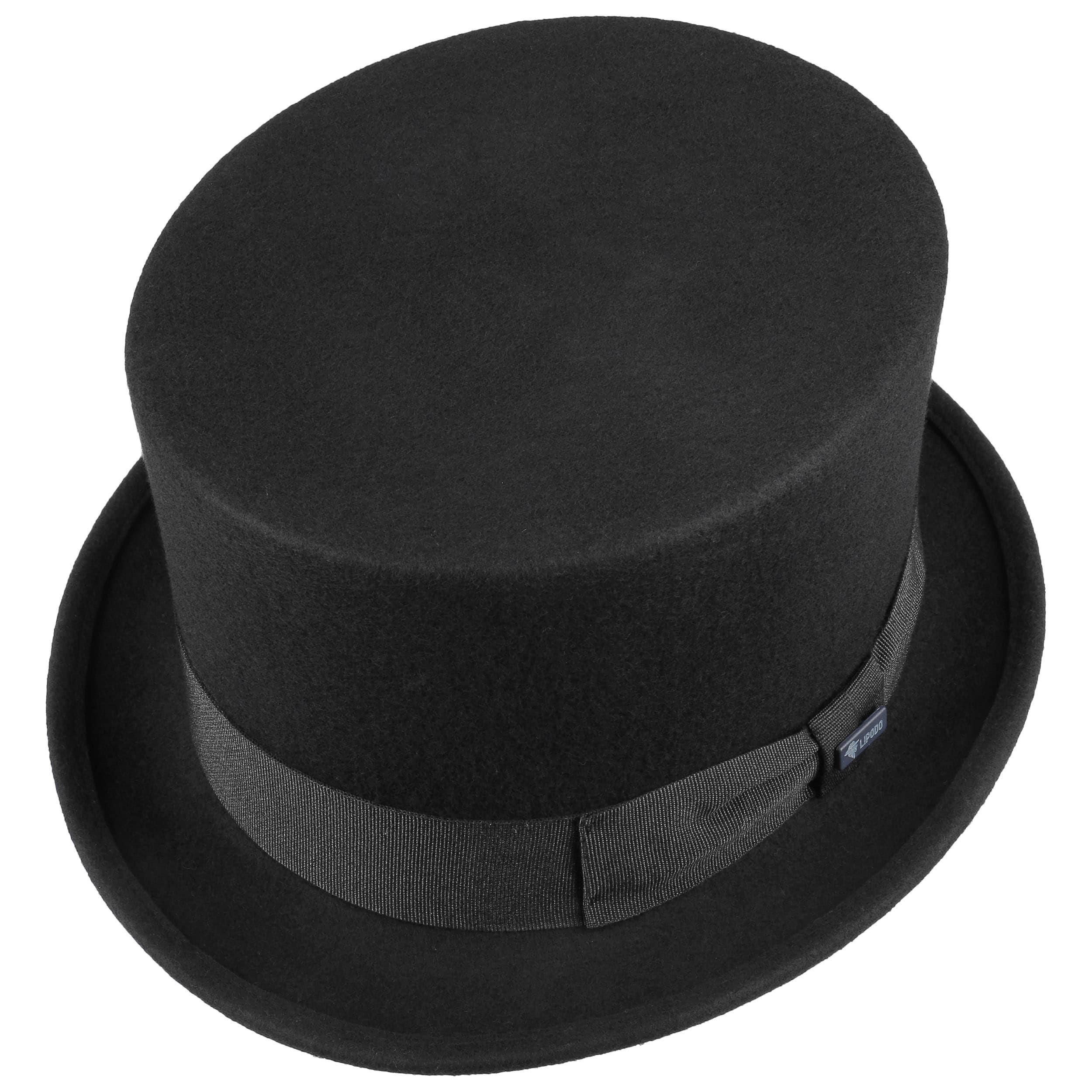 129e4ca0f Wool Felt Top Hat for Kids by Lipodo