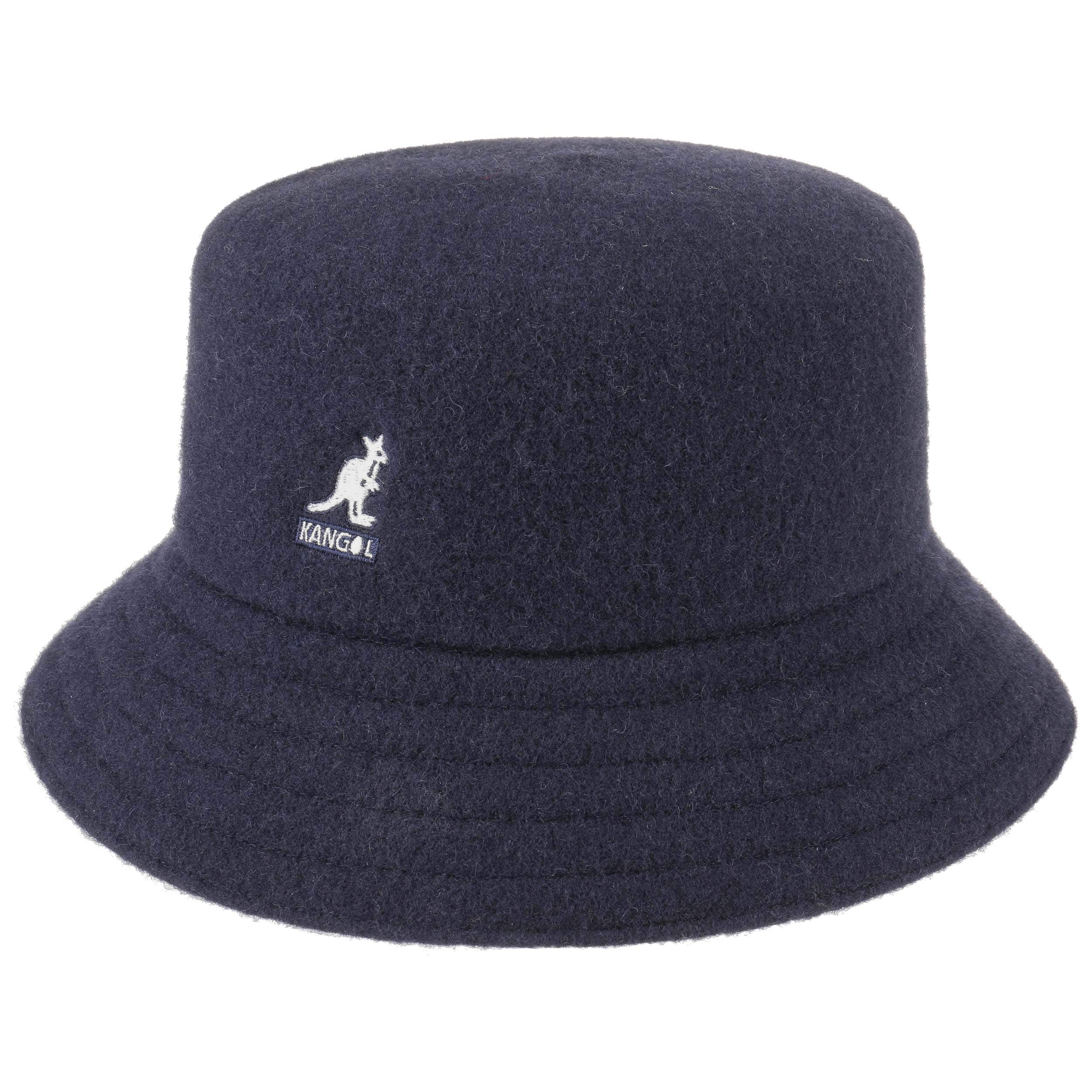 Wool Lahinch Bucket Hat. by Kangol 84ab1f1ea53