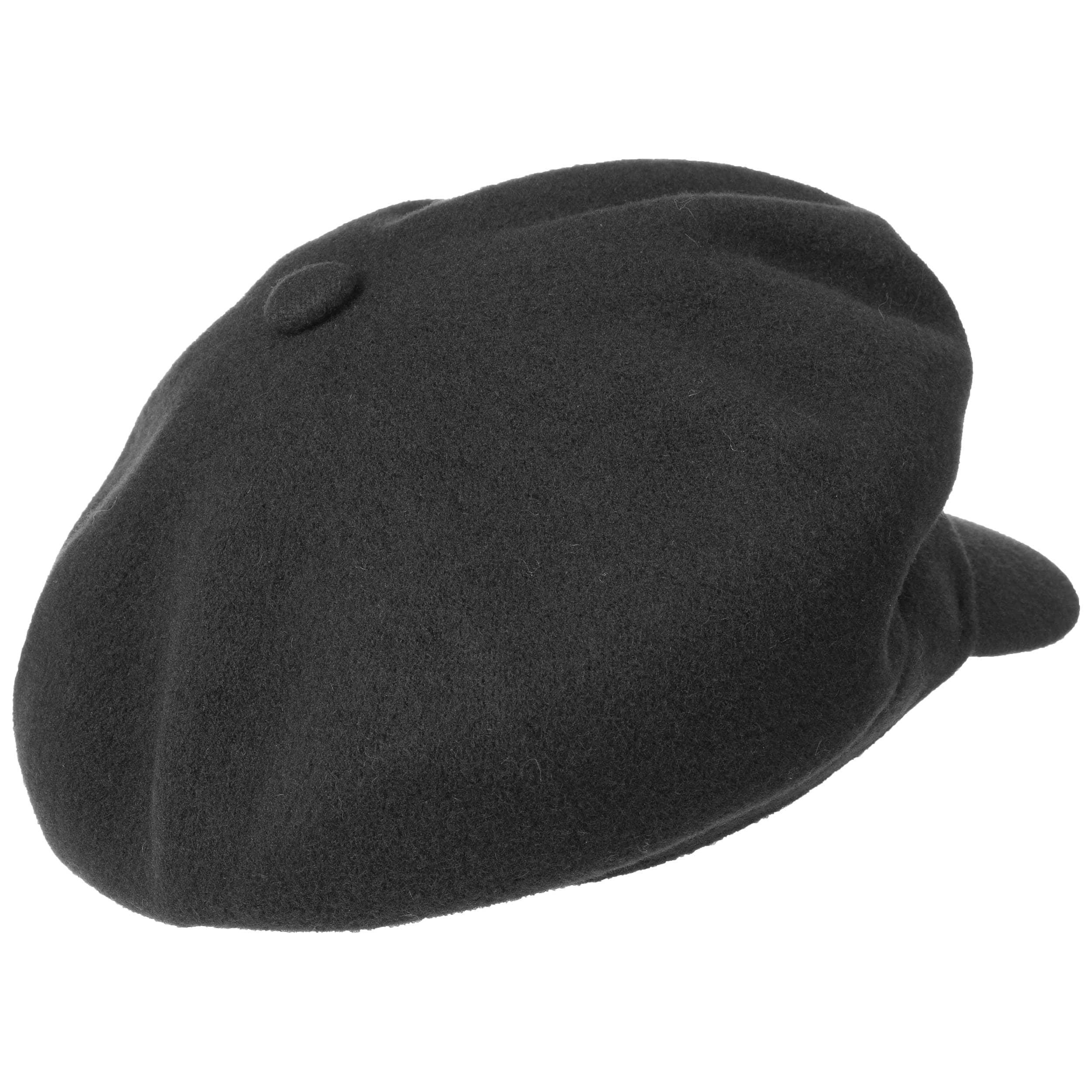 New Grey Kangol Spitfire Baker boy Cap Wool