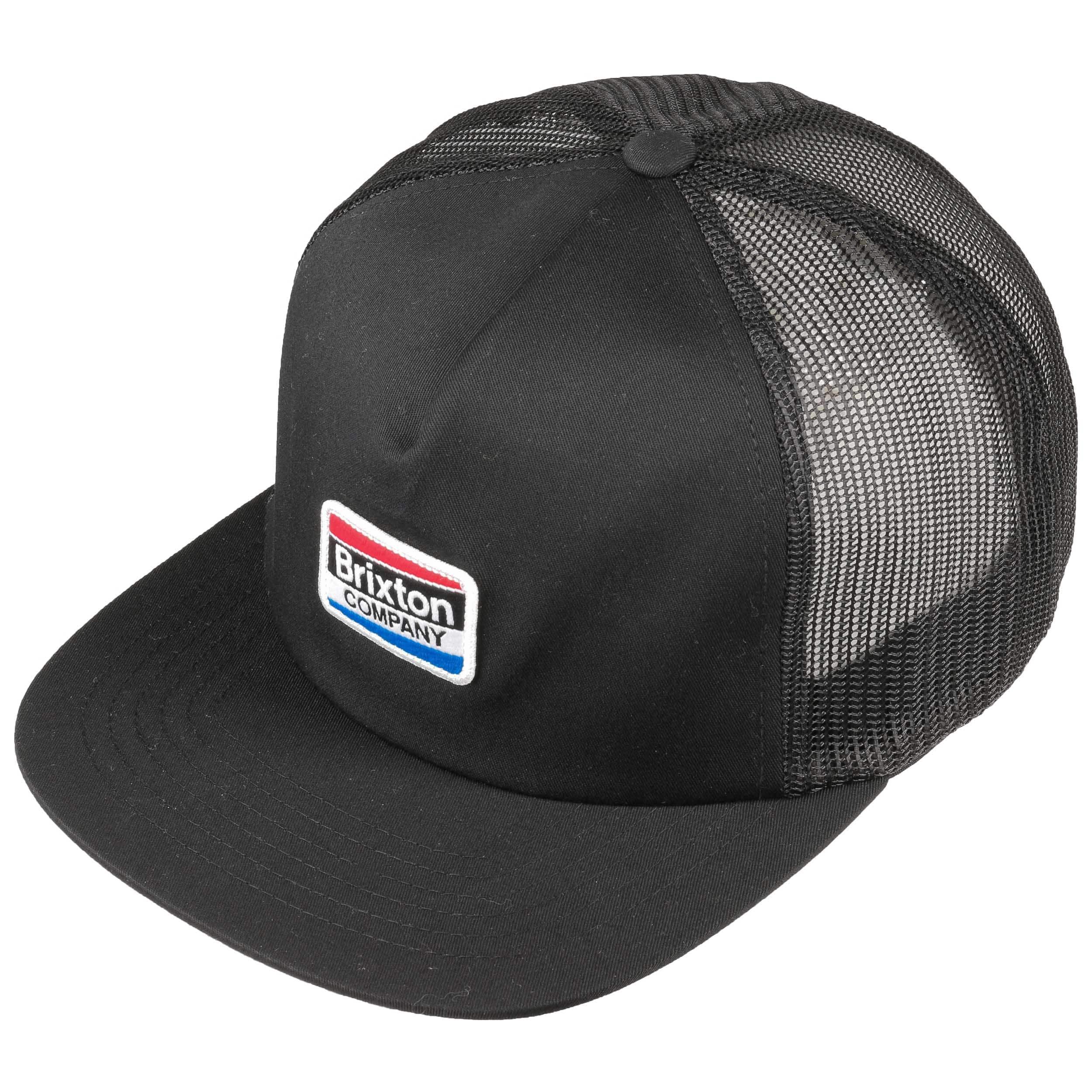 ... Worden Mesh Trucker Cap by Brixton - black 1 ... 824f298b8219