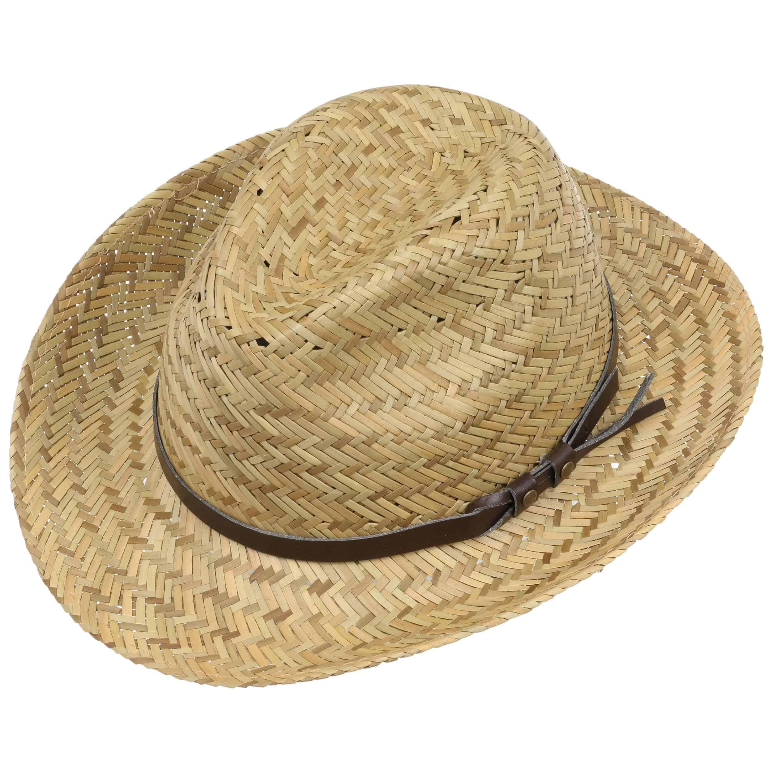 Wyoming Kids Straw Cowboy Hat by Lipodo